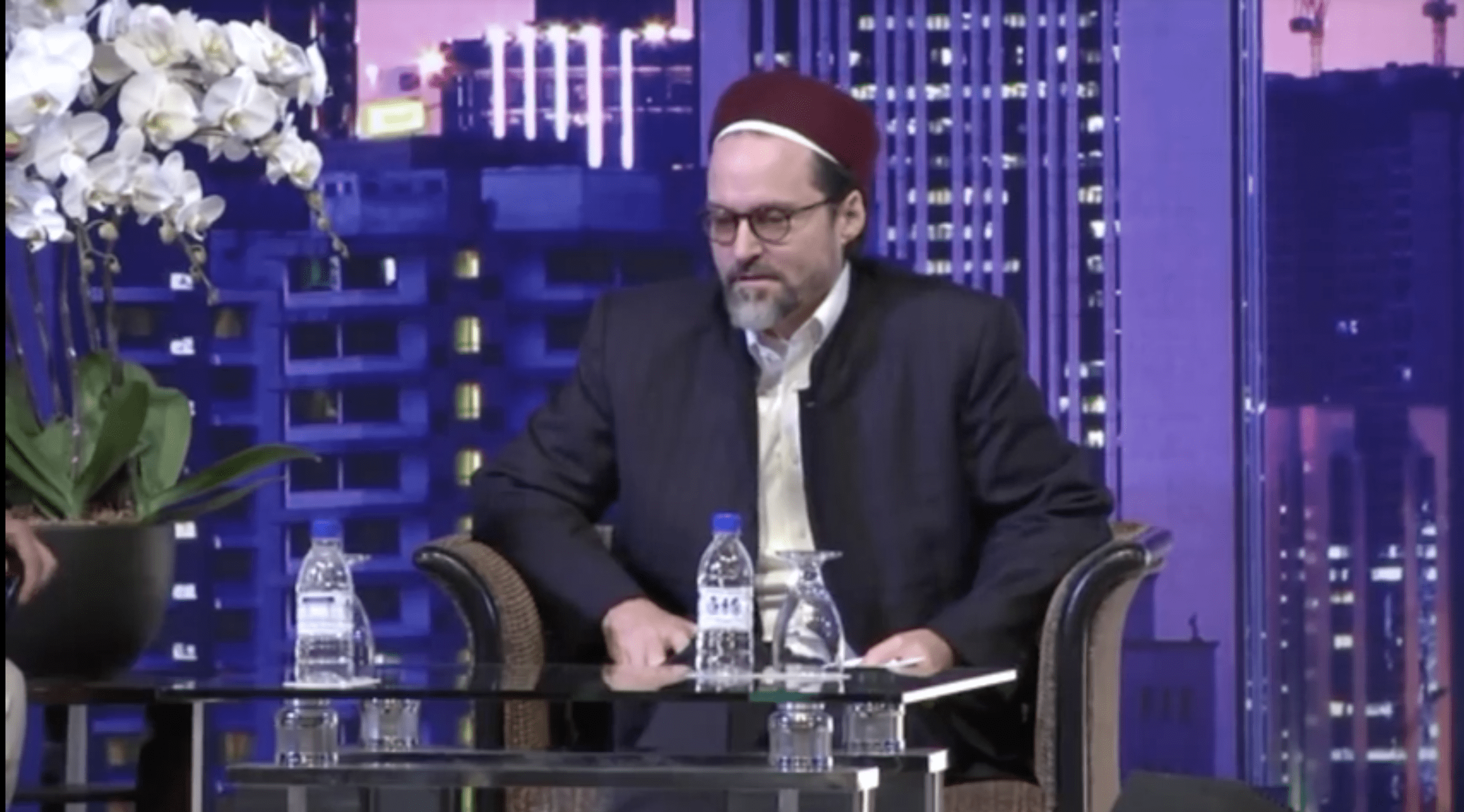 Hamza Yusuf – Global Tawbah