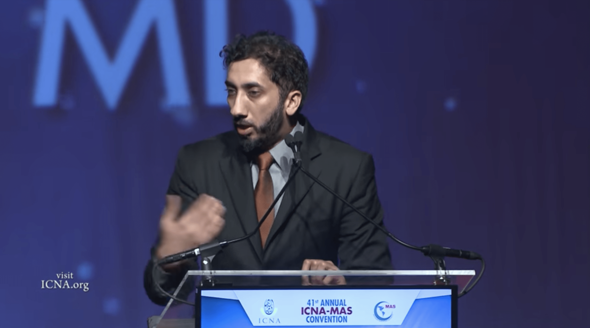 Nouman Ali Khan – Ready to Withstand Challenges