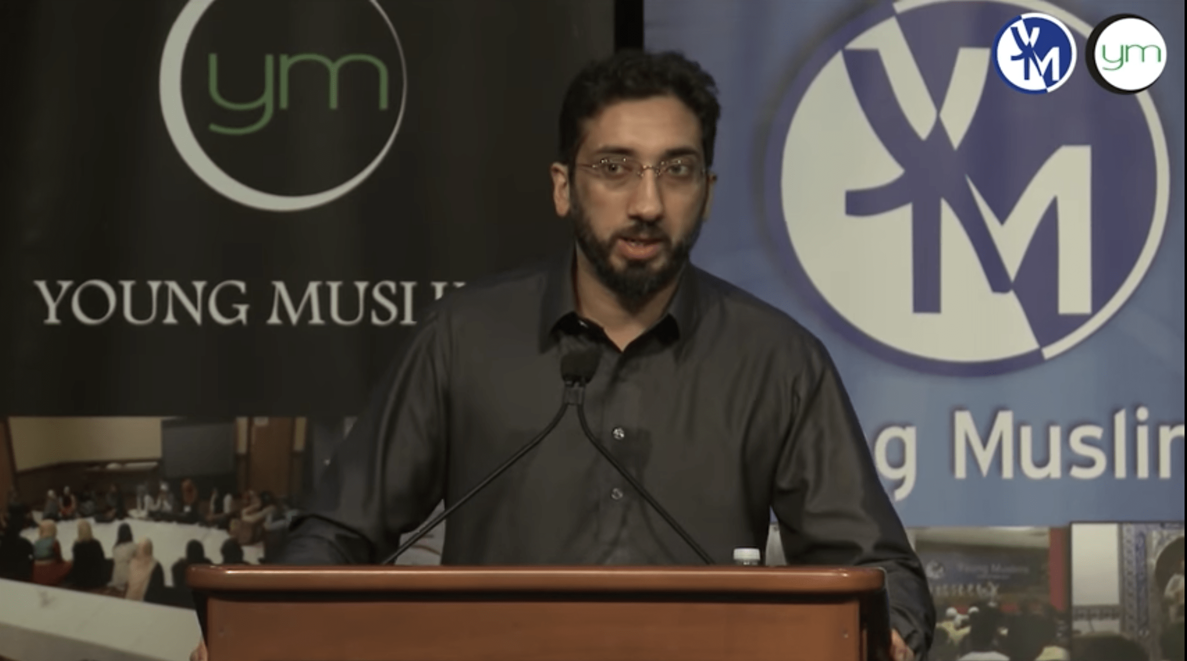Nouman Ali Khan – The Way Quran Affects You