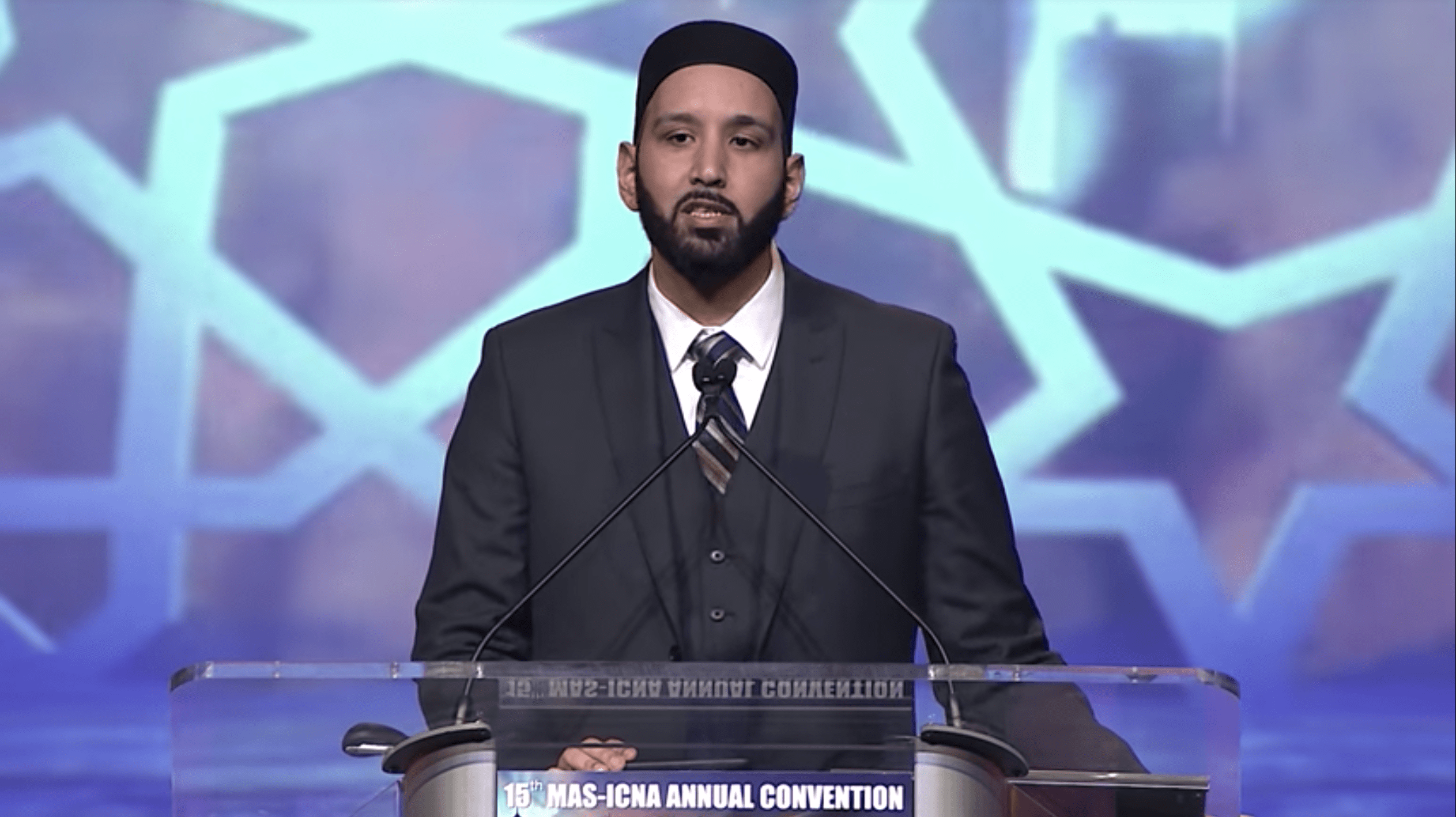 Omar Suleiman – American Muslims: Islamic Duties and Civic Obligations
