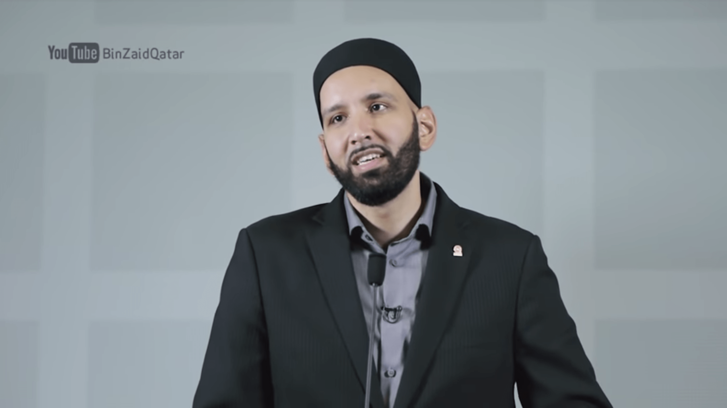 Omar Suleiman – How To Avoid Spiritual Numbness