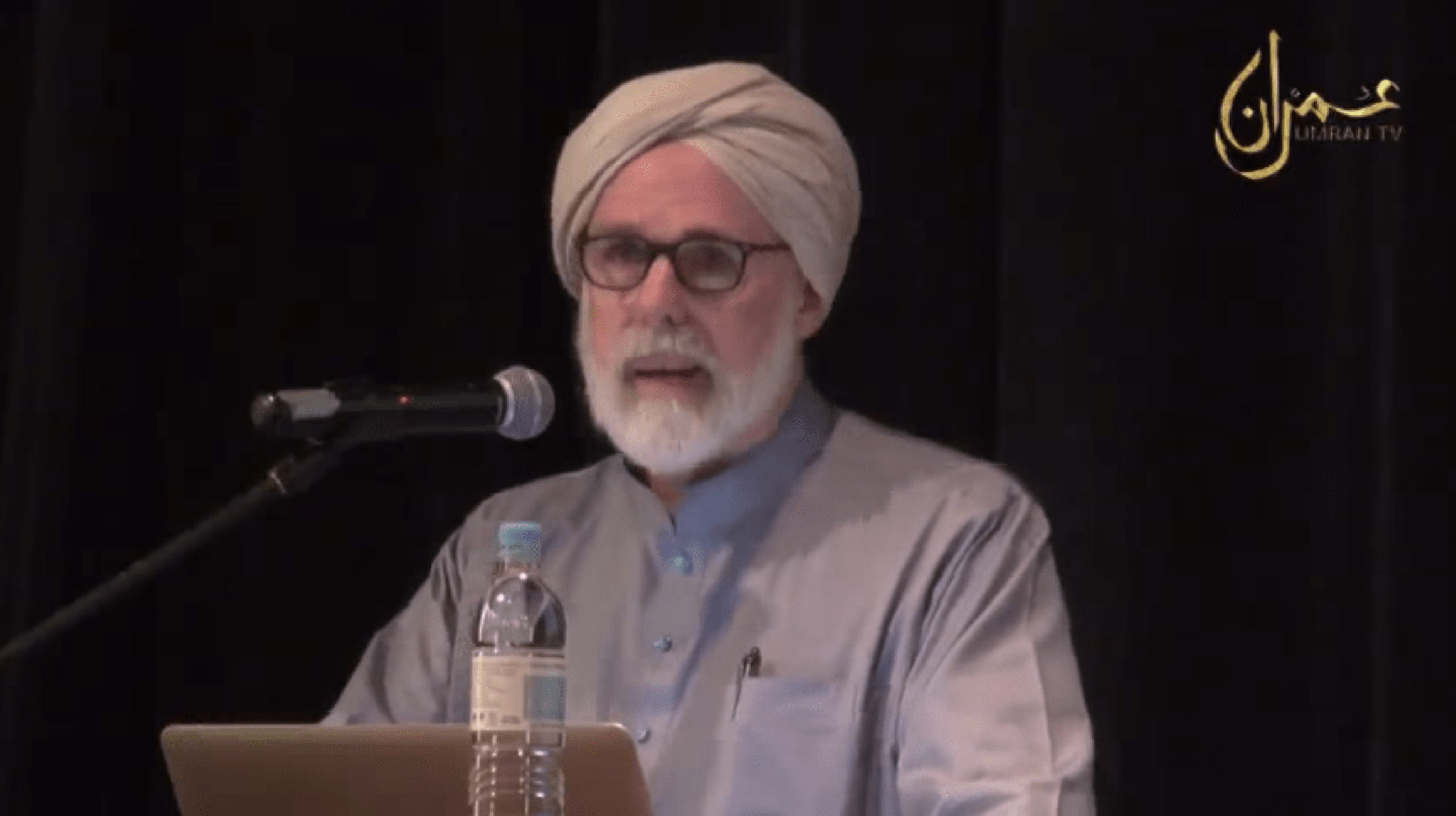 Umar Faroq Abd-Allah – Who Are We? Exploring Muslim identity