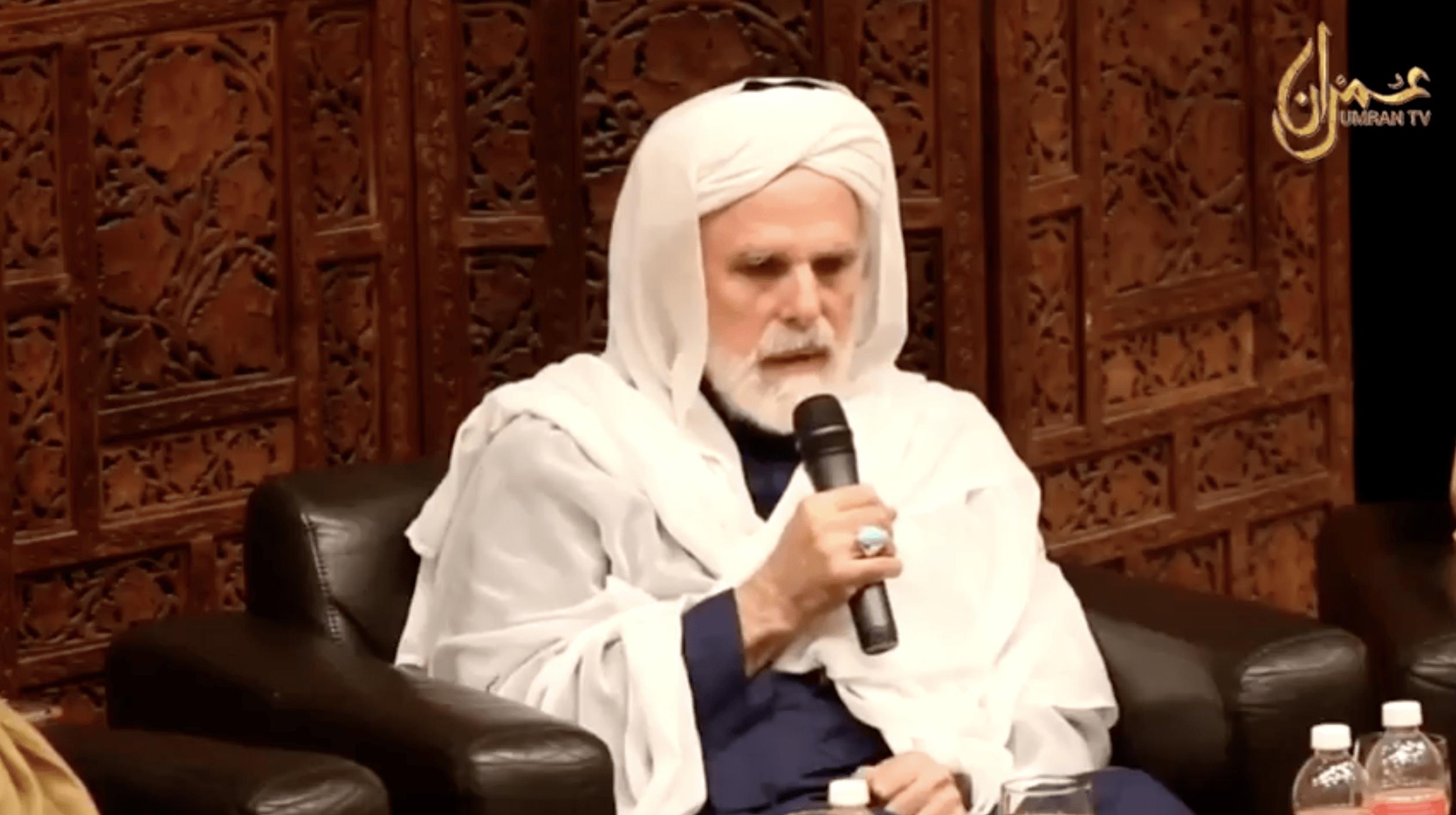 Umar Faruq Abd-Allah – The Nobility of Men & Women in the Light of Islamic Chivalry