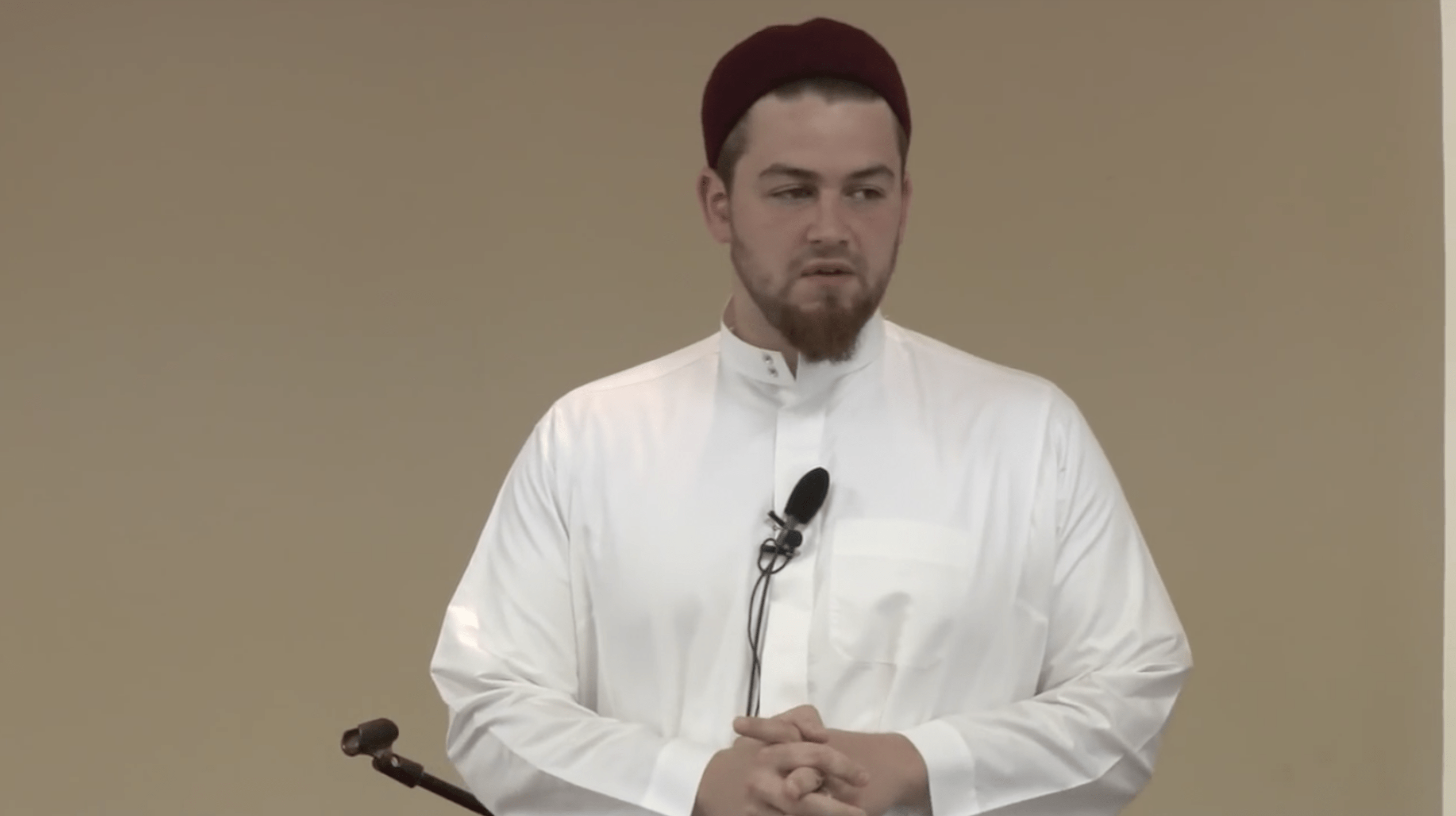 AbdelRahman Murphy – The Gift of Prayer