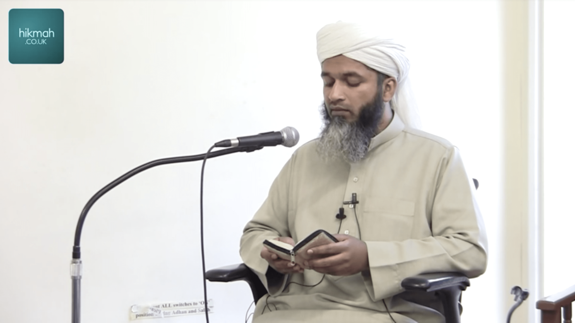 Hasan Ali – From Addiction & Sin to Devotion Within