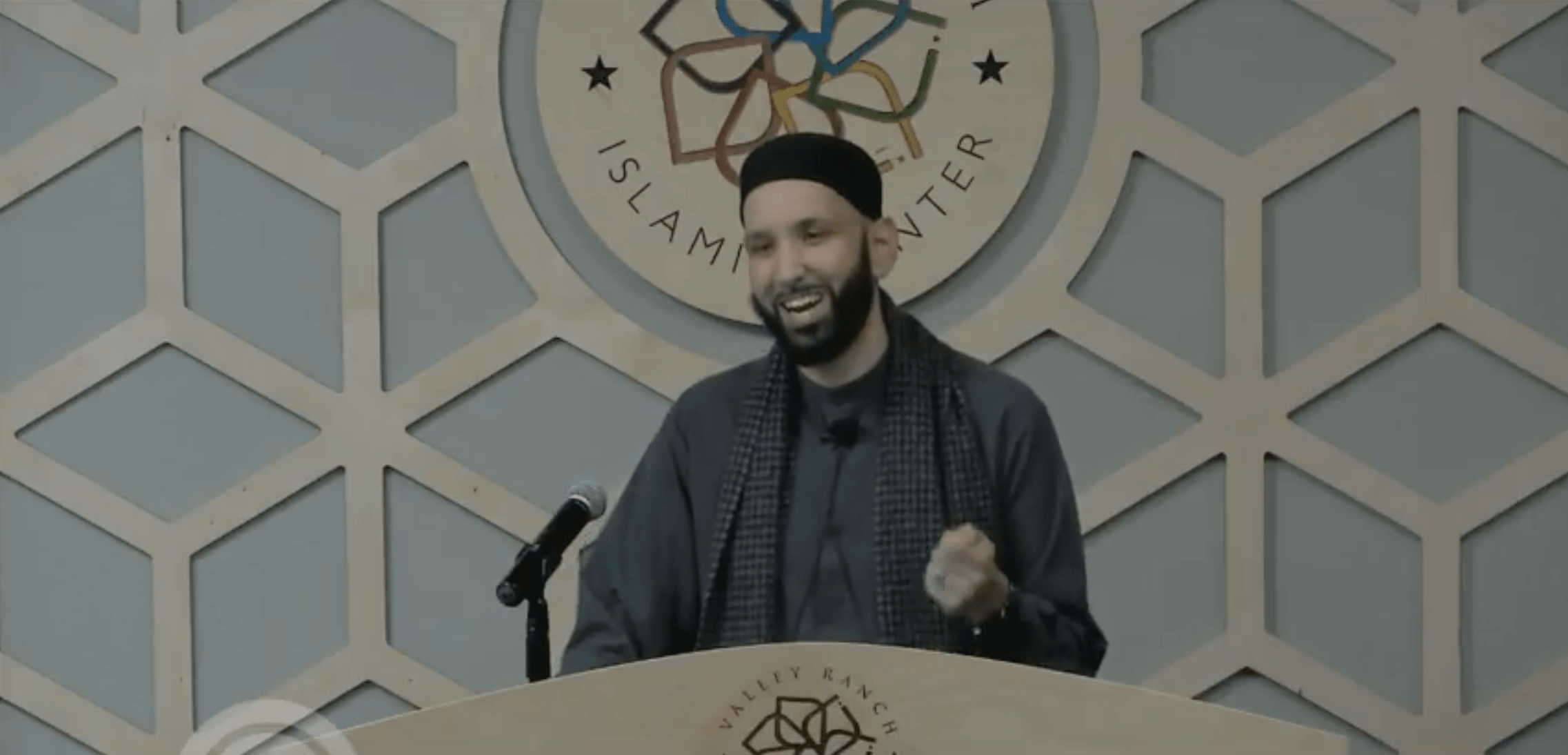 Omar Suleiman – Ending the Debate on the Age of Aisha (ra)