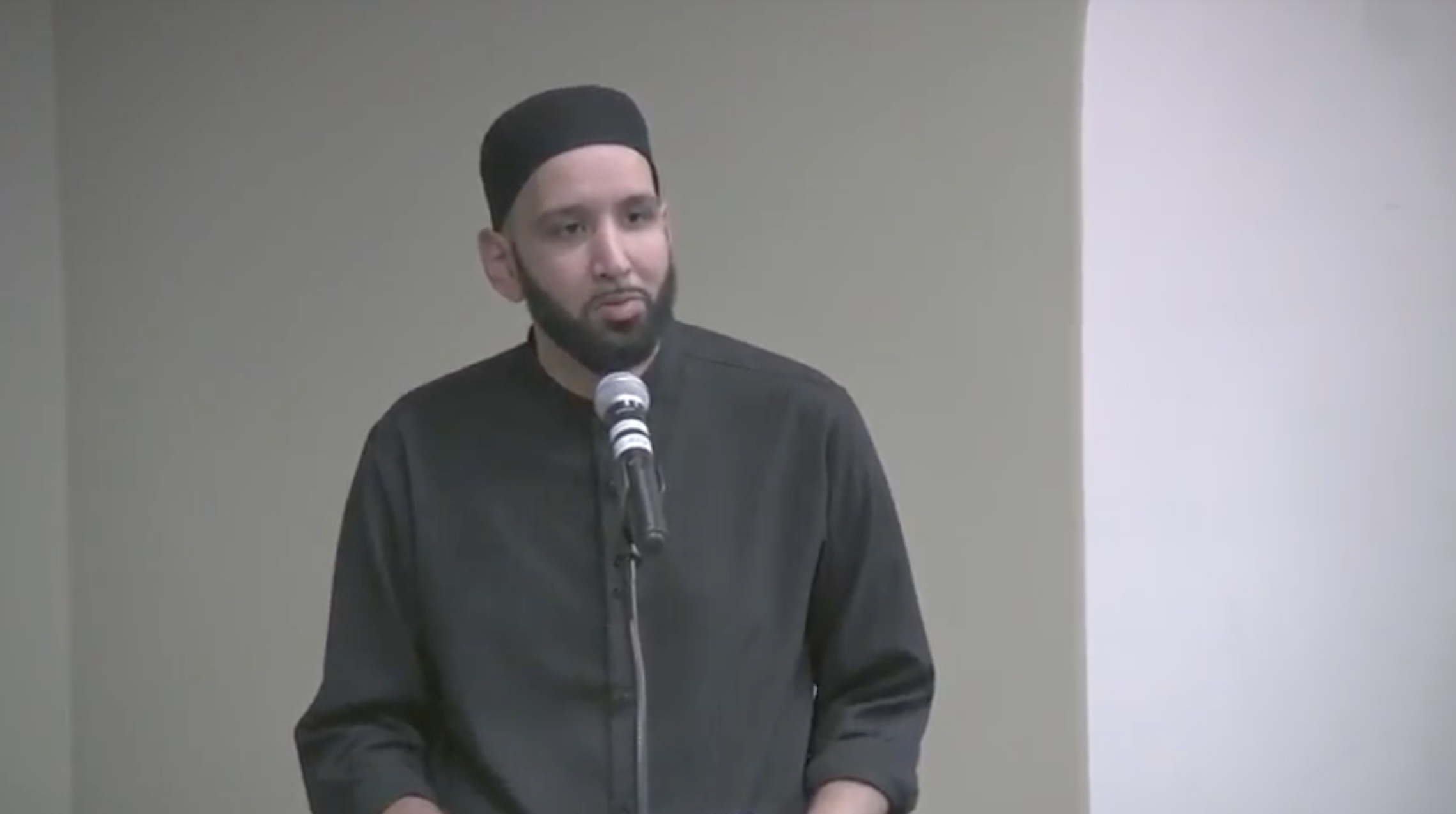 Omar Suleiman – Persist & Preserve Like the Giants Before You