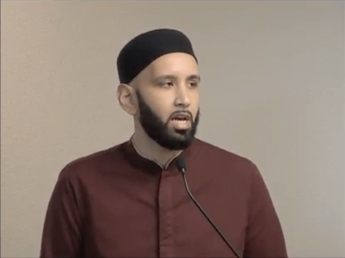 Omar Suleiman – The Sunnah of Paying Closer Attention to Those Around You