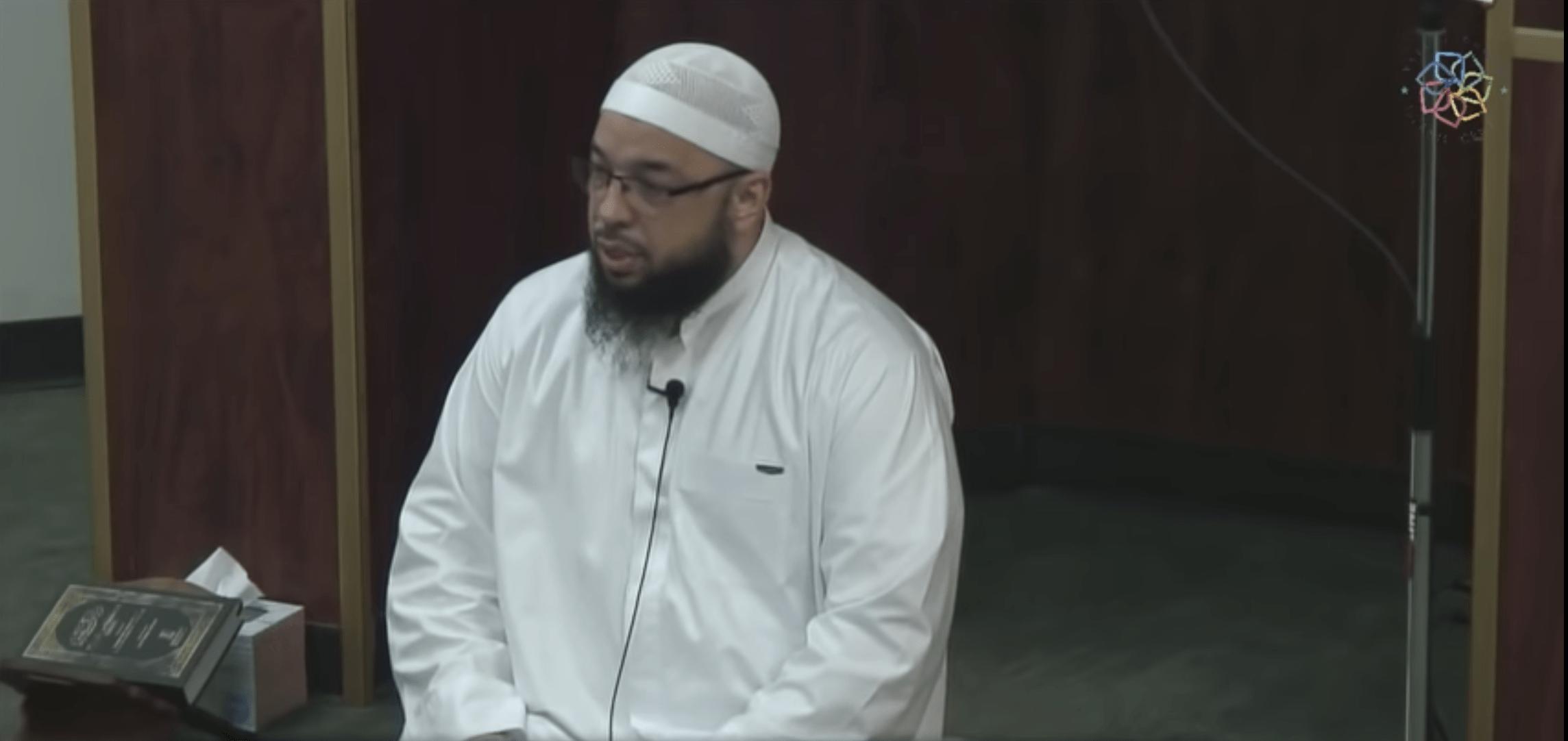Tahir Wyatt – Five things to seek protection from!