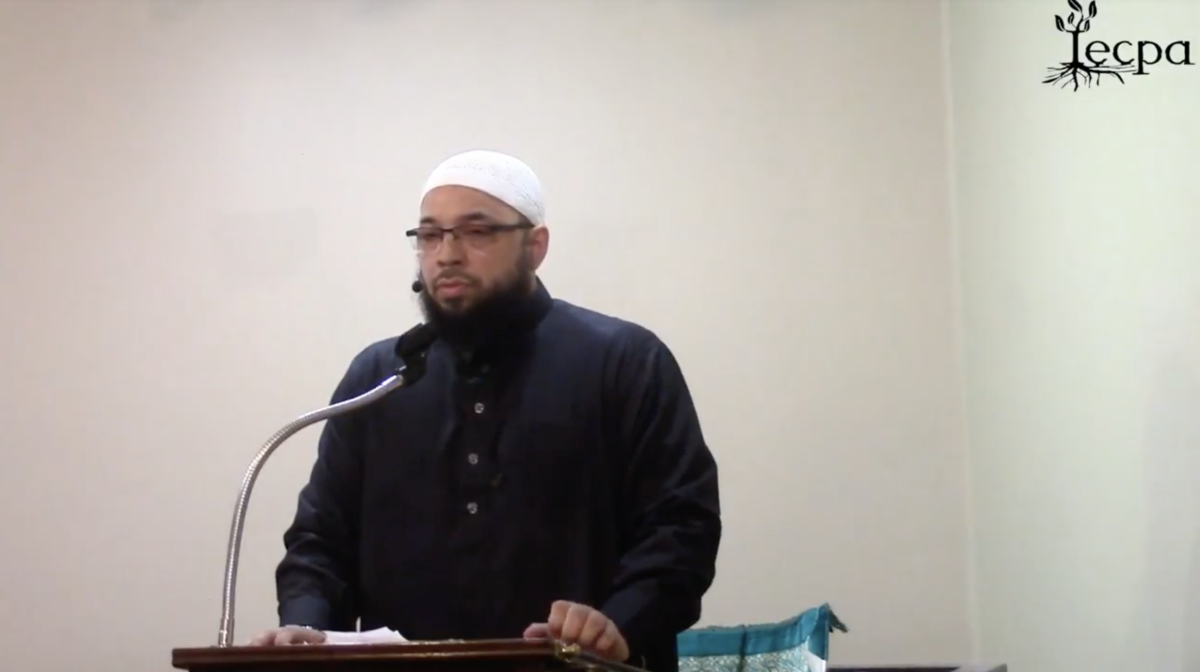 Tahir Wyatt – Impacted by Quran