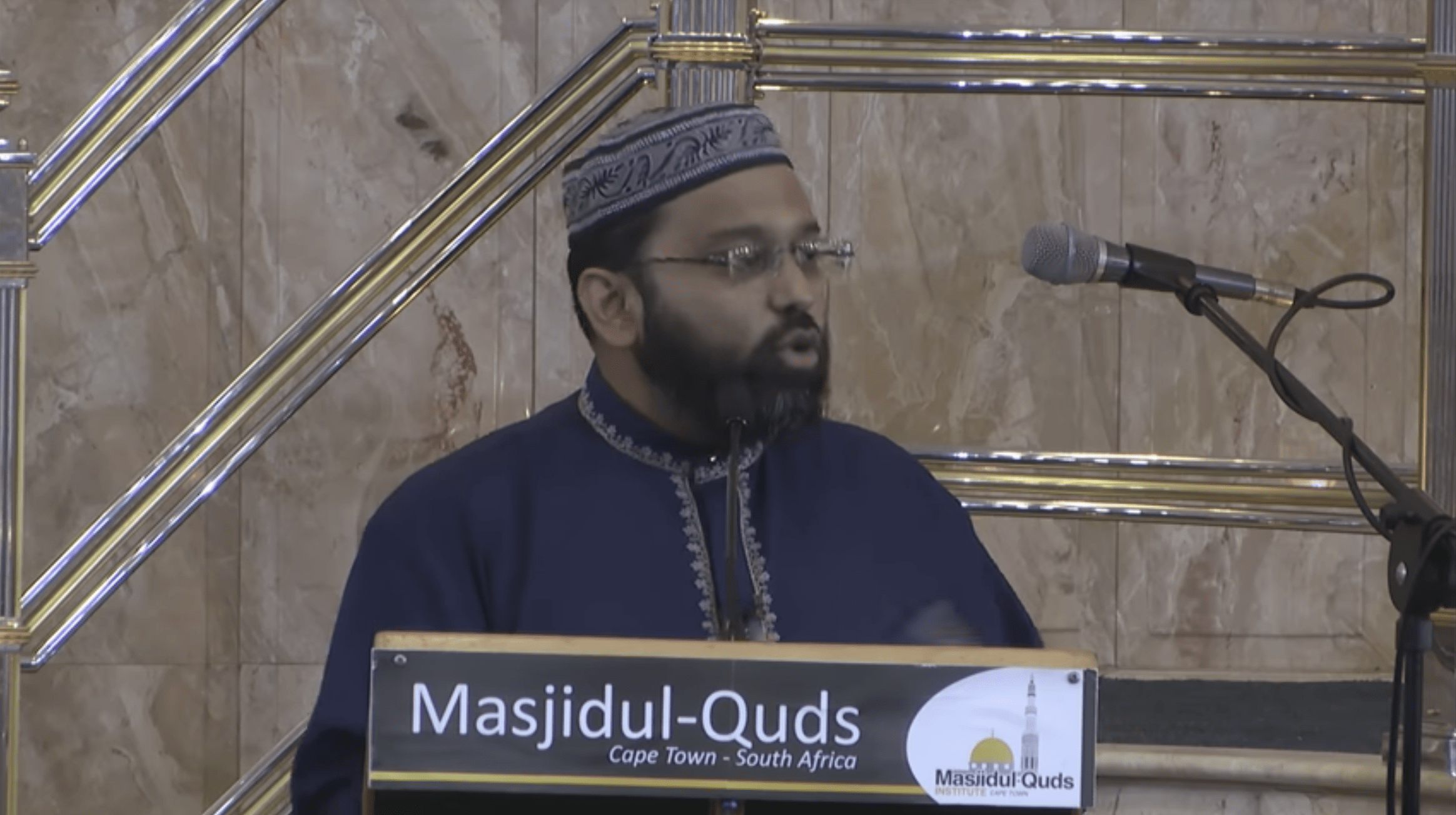 Yasir Qadhi – The Madinan Advice