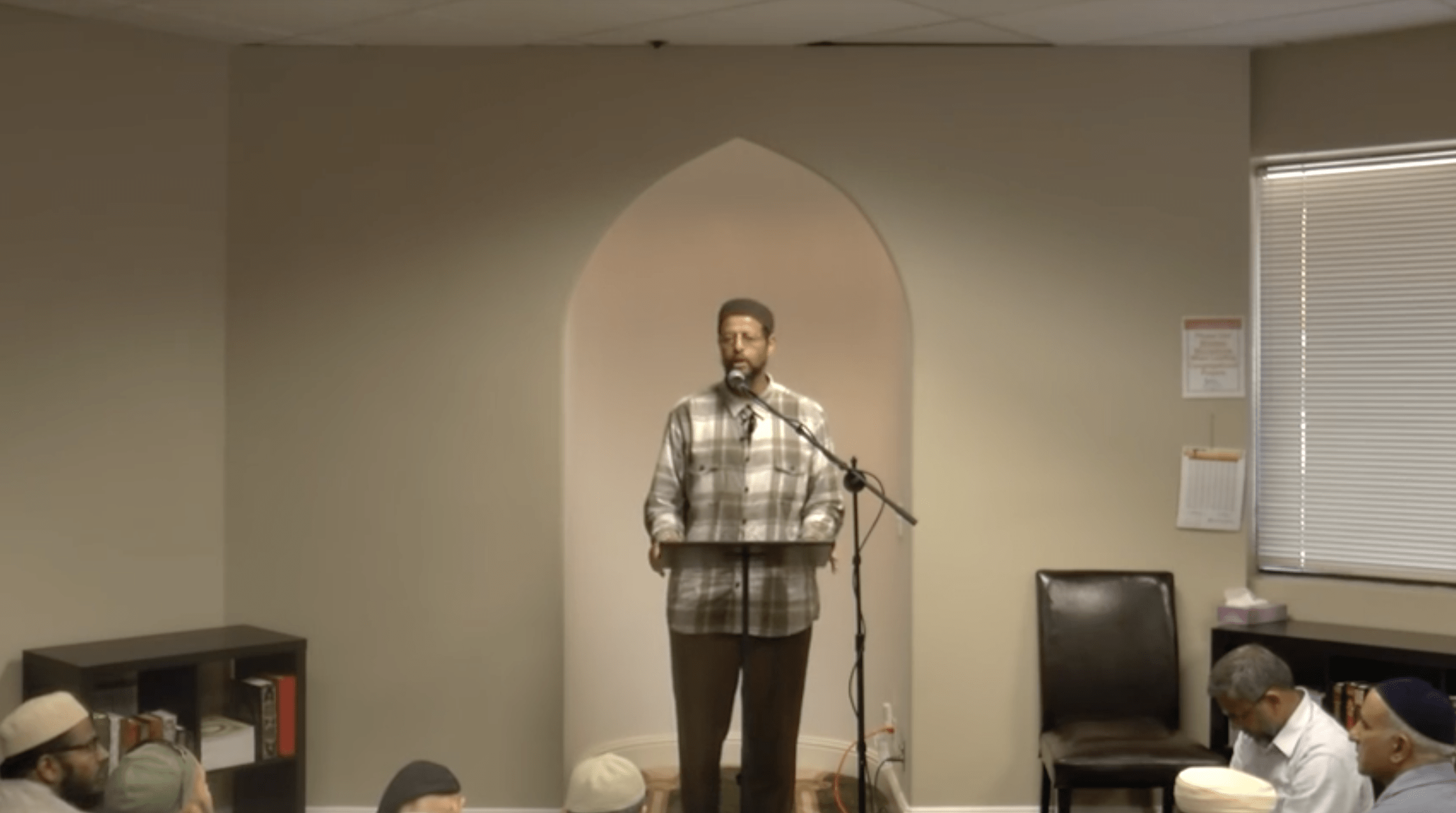 Zaid Shakir – How Deep is Your Love for God?