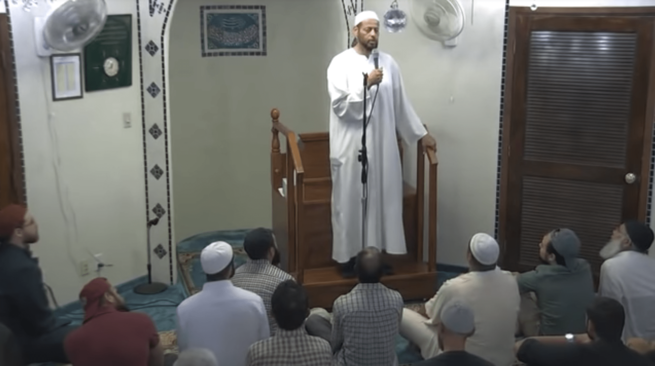 Zaid Shakir – Islam Suffices As A Blessing