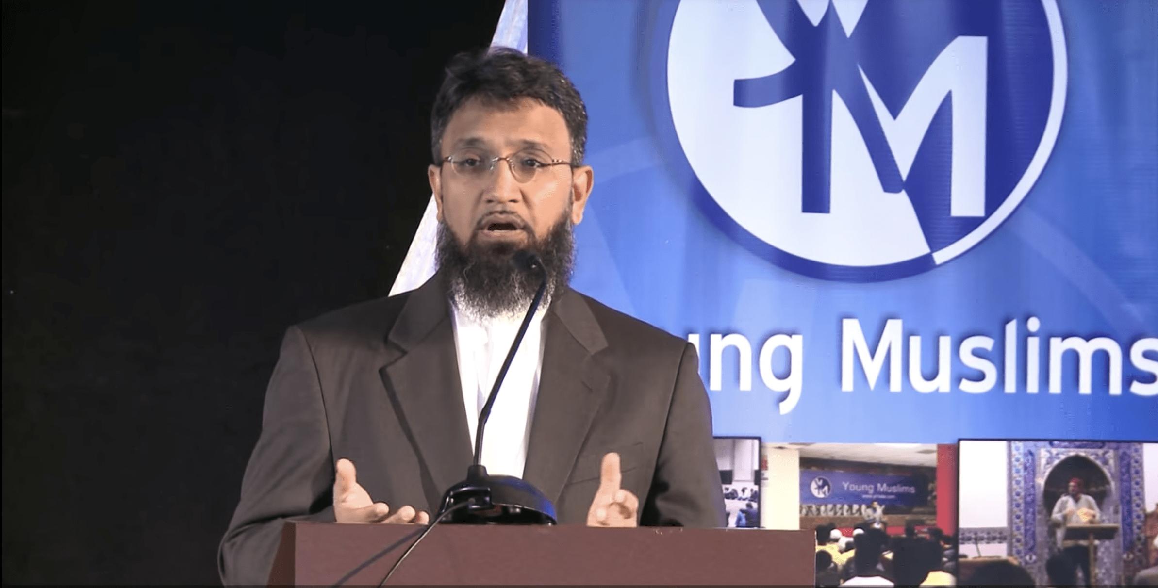 Altaf Husain – Musab Ibn Umair (R)