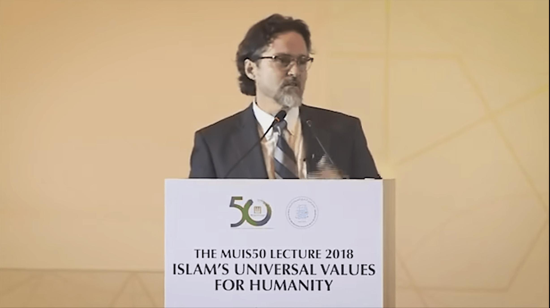 Hamza Yusuf – Islam's Universal Values