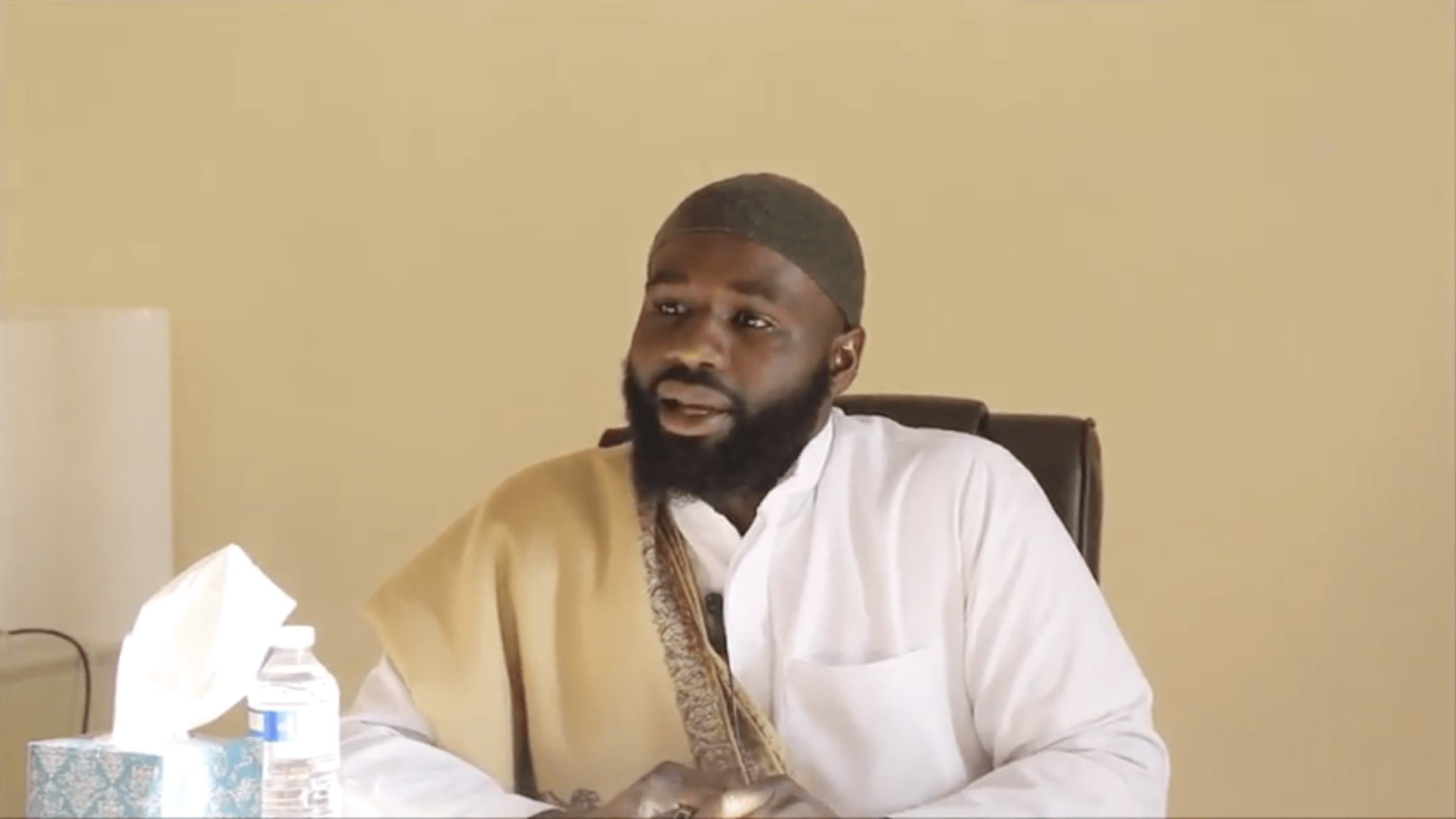 Ibn Ali Miller – How to get Brothers off the Road