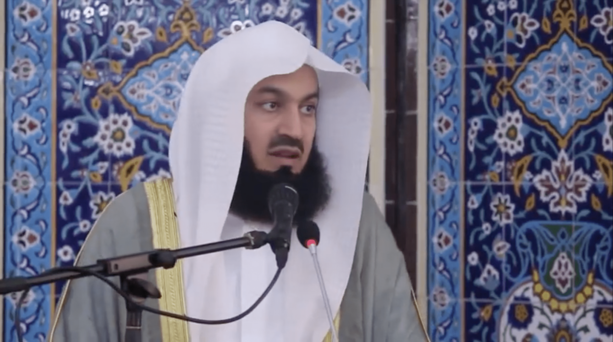 Ismail ibn Musa Menk – Watch How You Speak
