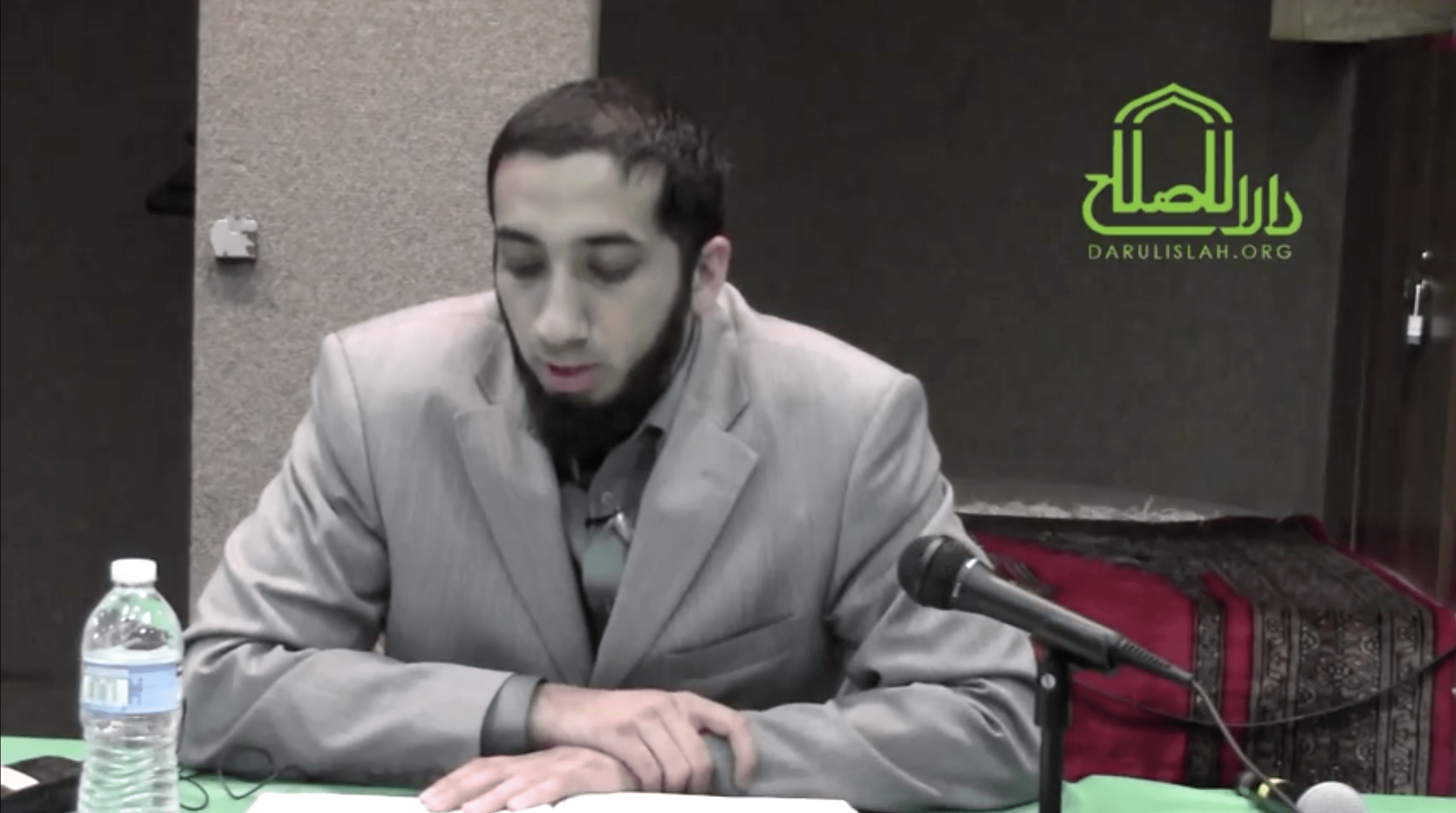 Nouman Ali Khan – Returning Home to Paradise: Reflections on Surah al-A'raaf