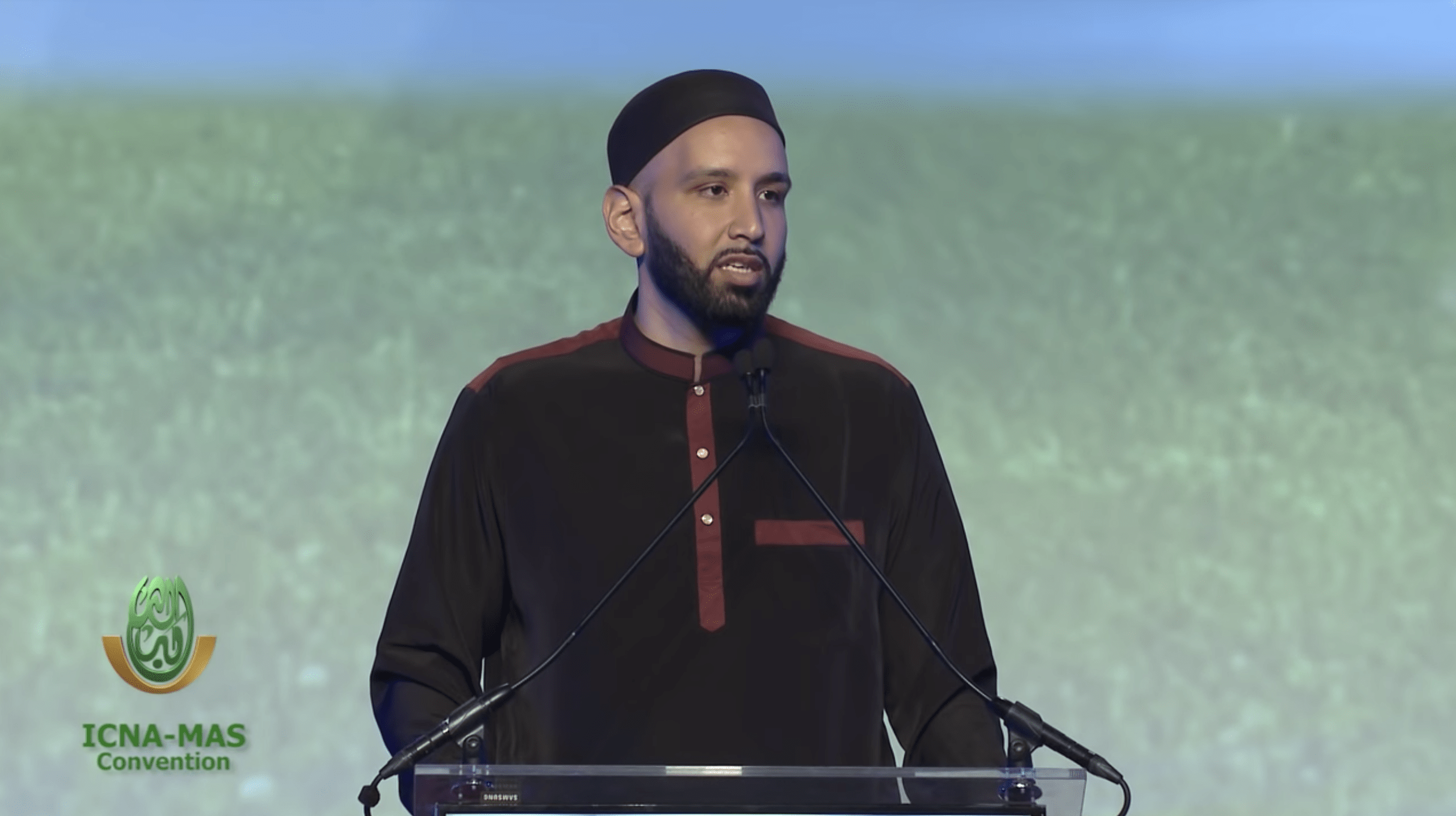 Omar Suleiman – Fear Must Go!