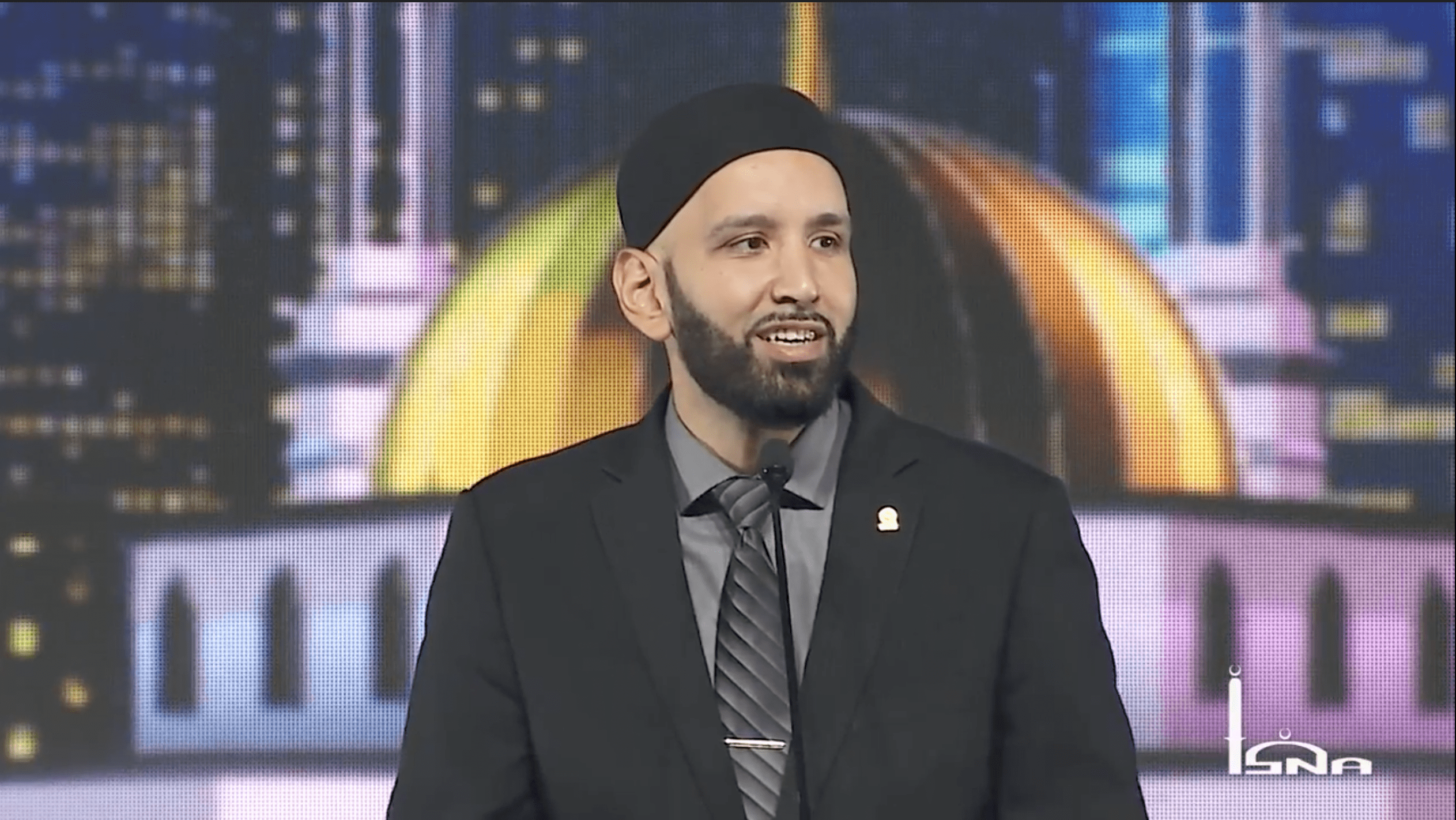 Omar Suleiman – In God We Trust