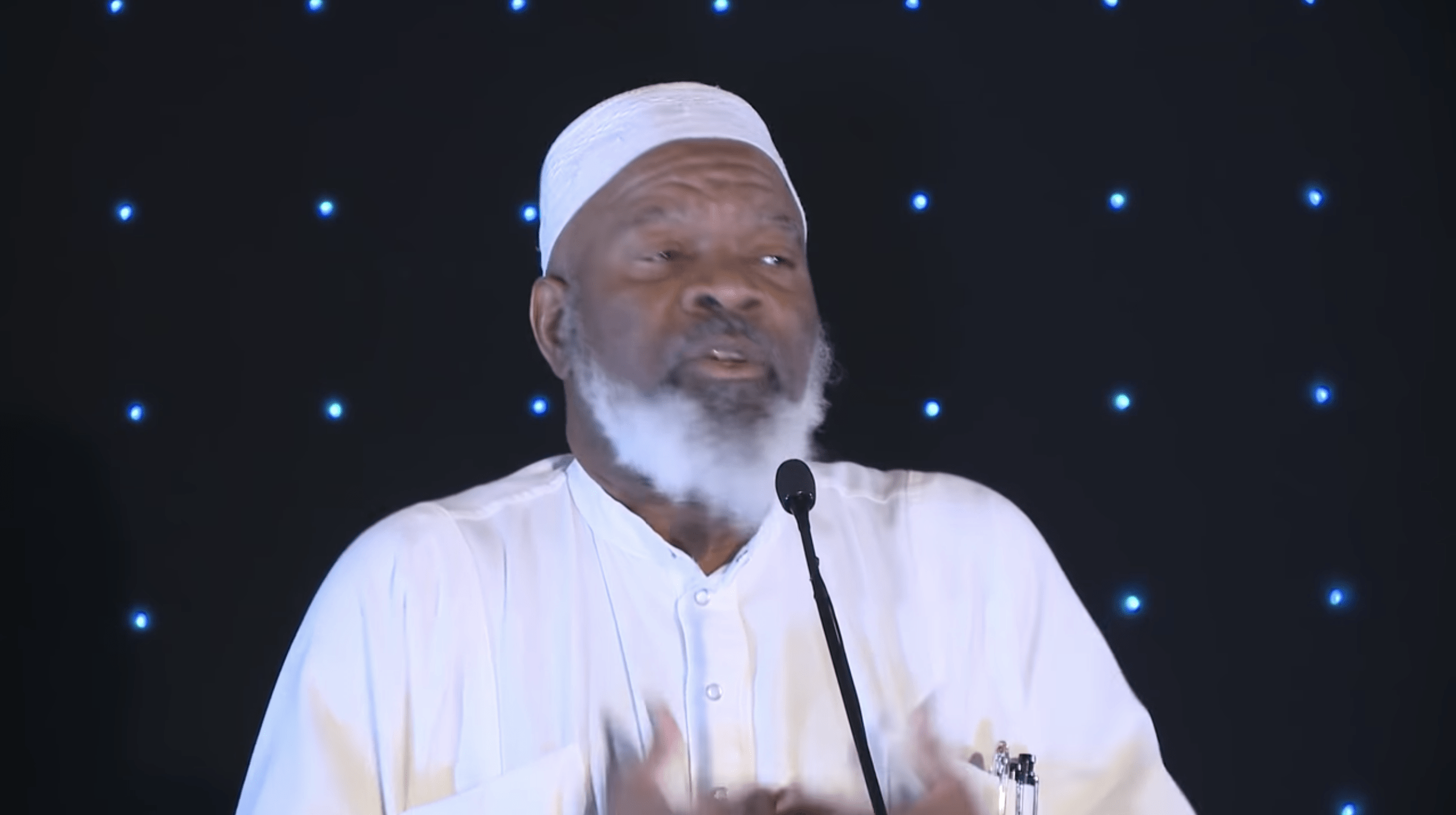 Siraj Wahhaj – From the Streets to the Masjids