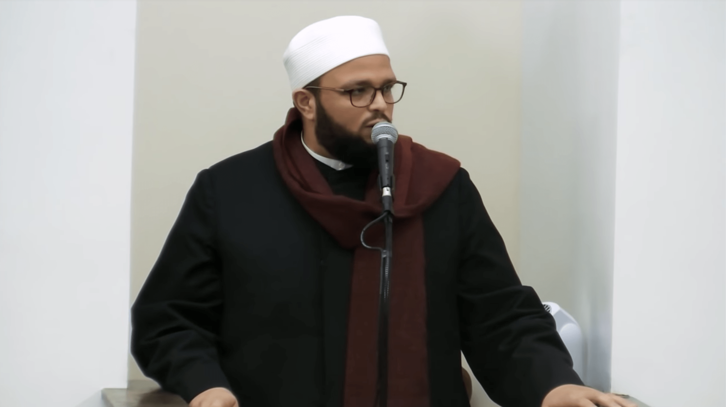 Yasir Fahmy – The Struggle of Youth & the Importance of Empathy