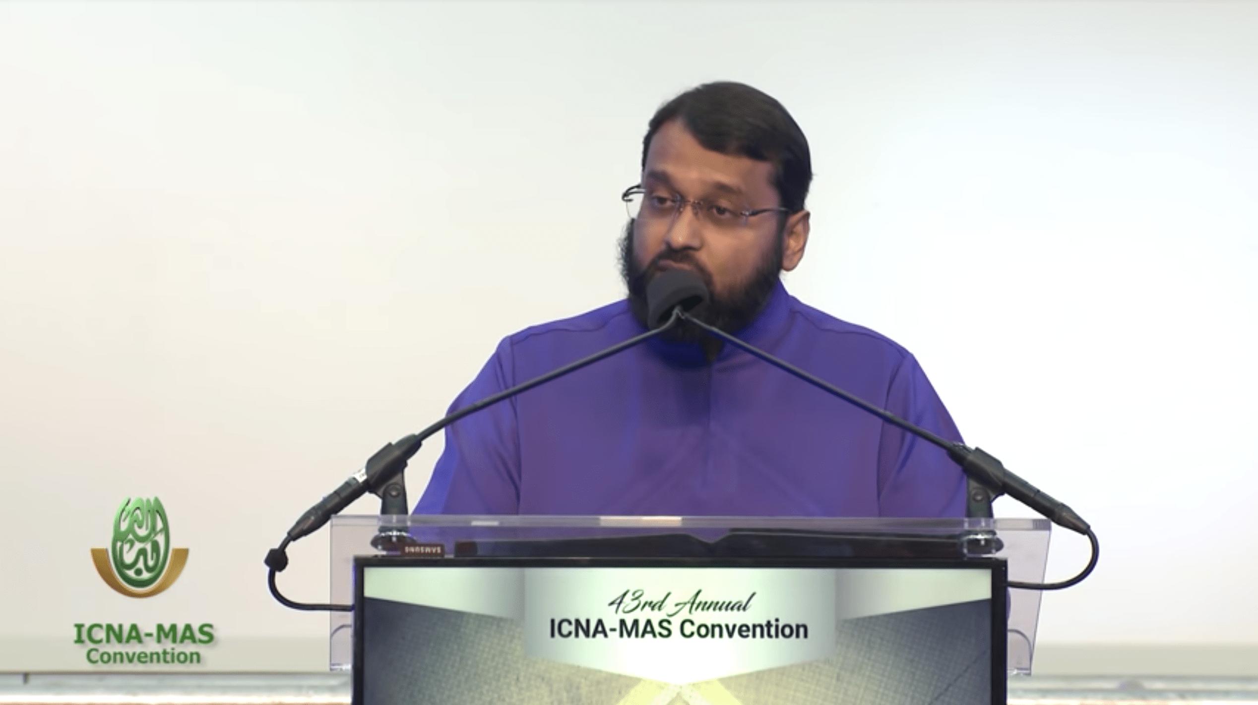 Yasir Qadhi – Engage in Mission for a Flourishing Future