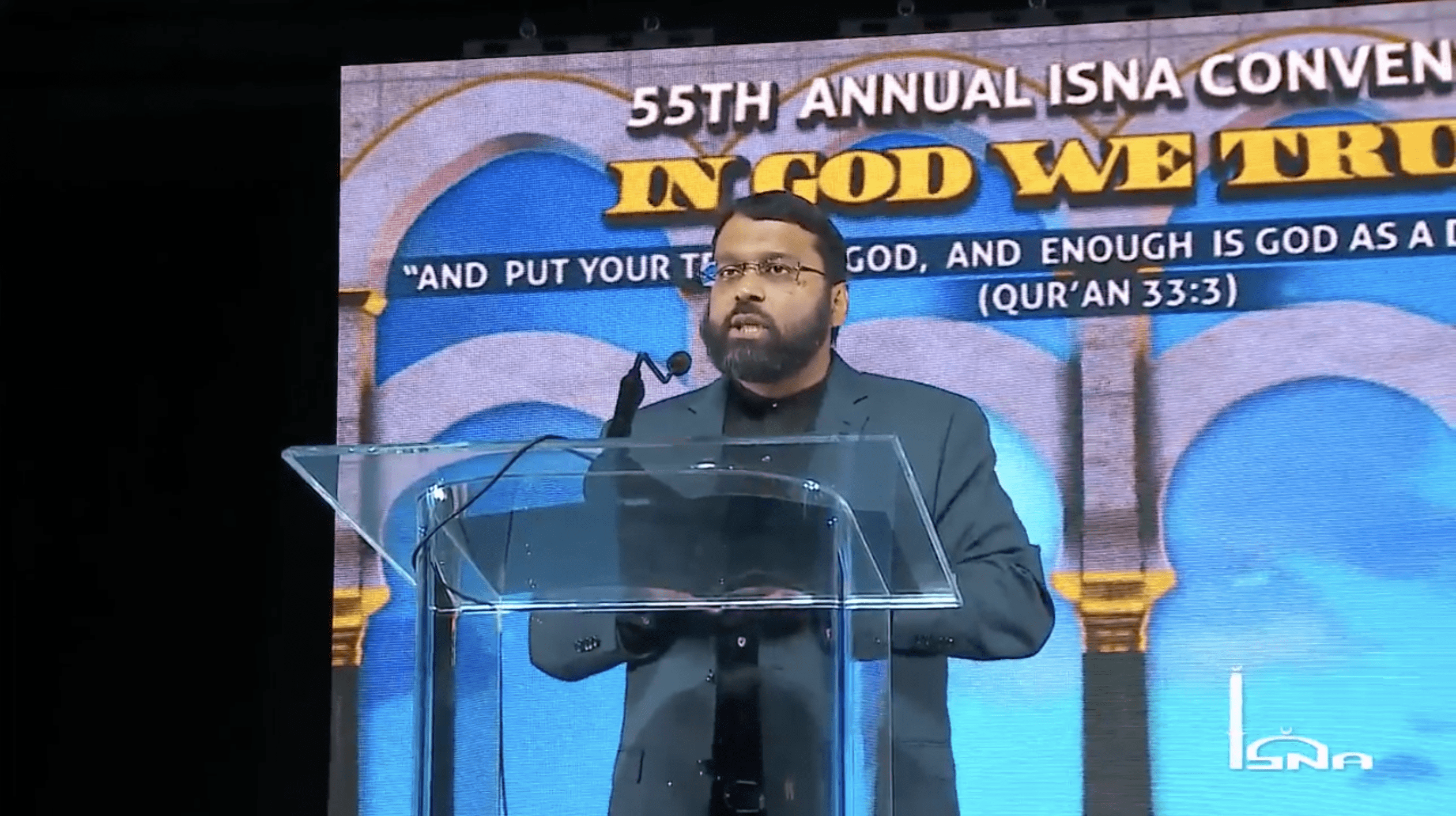 Yasir Qadhi – In God We Trust: Contemporary Lessons from the Seerah