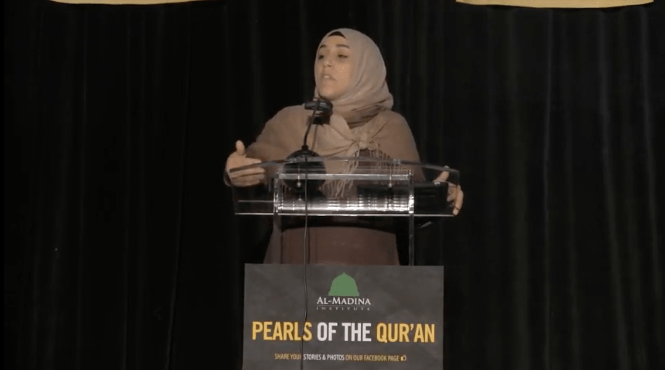 Yasmin Mogahed – Dealing with Adversity: A Study Case of Ifk