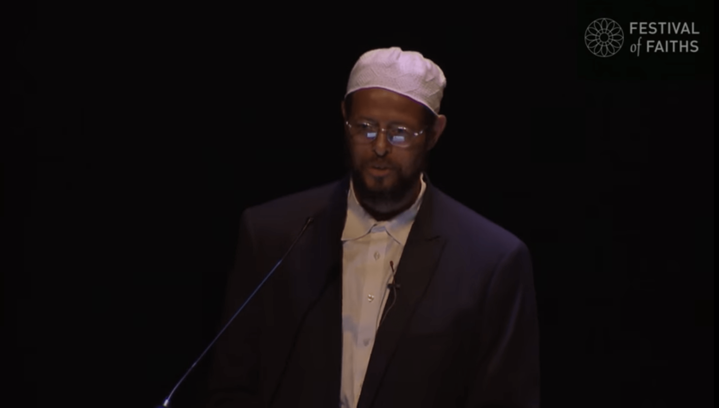Zaid Shakir – Face to Face with Islamophobia