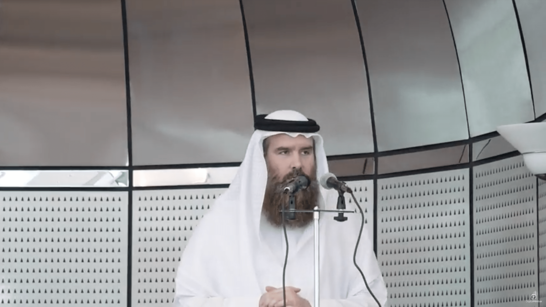 Abdur-Raheem McCarthy – Muslims Need to learn History
