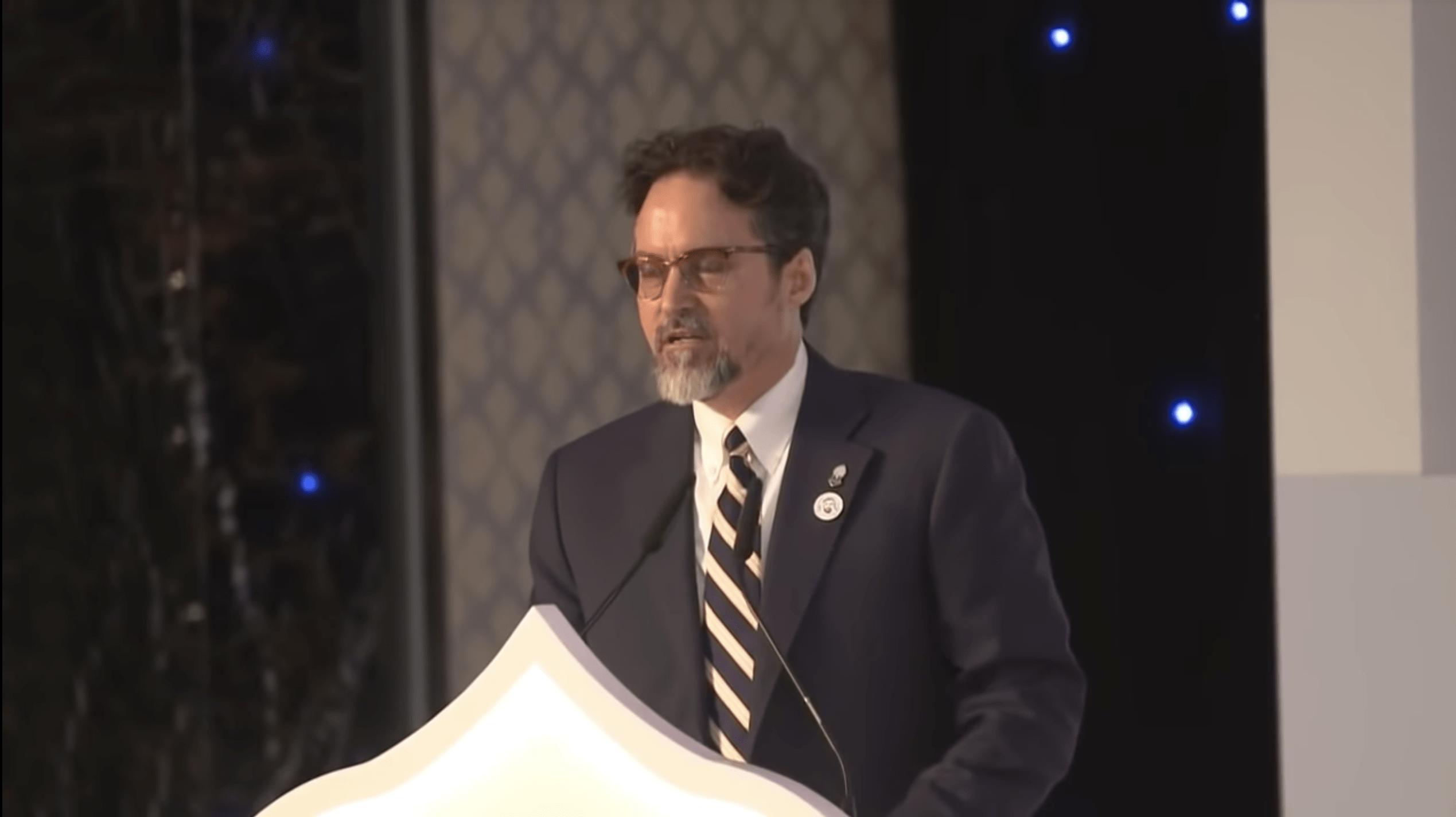 Hamza Yusuf – Muslim Peace Forum 2018