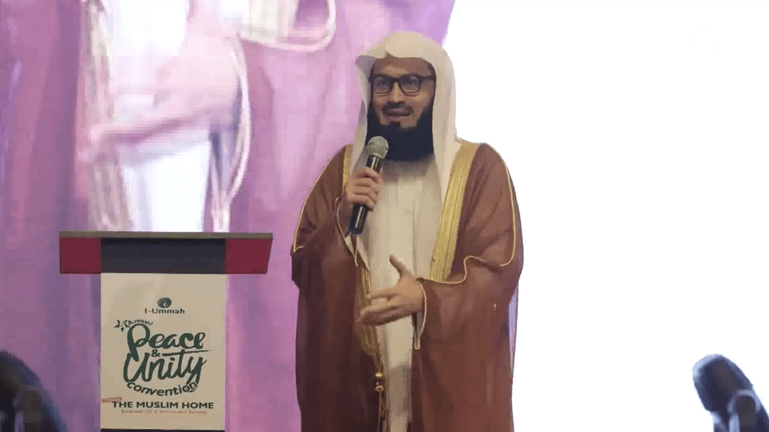 Ismail ibn Musa Menk – Raising a Righteous Ummah