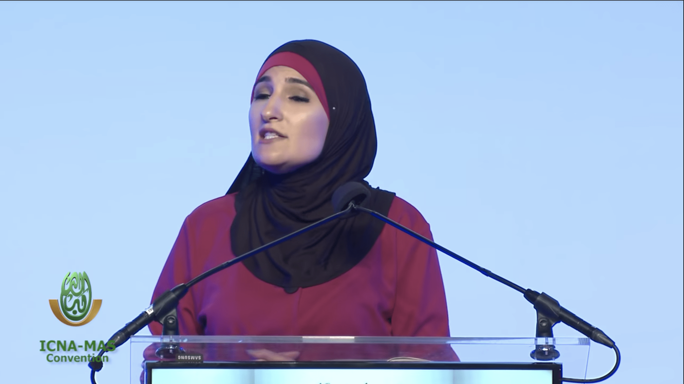 Linda Sarsour – If They don't Give You a Seat at the Table, Bring A Folding Chair