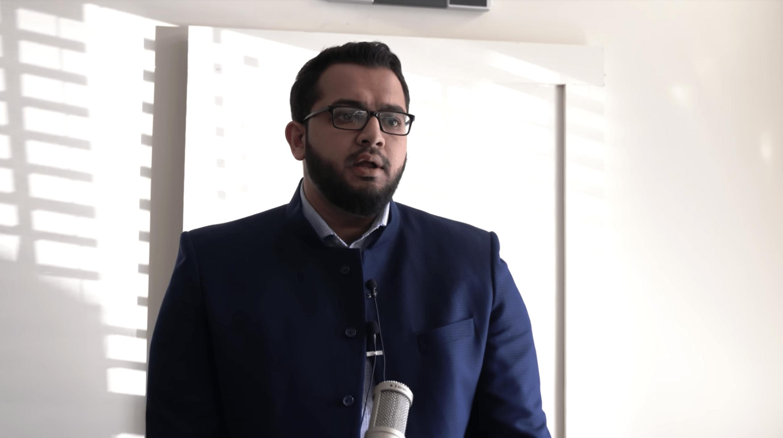 Nihal Khan – Renavigating: Intro to Surah Al-Fatihah