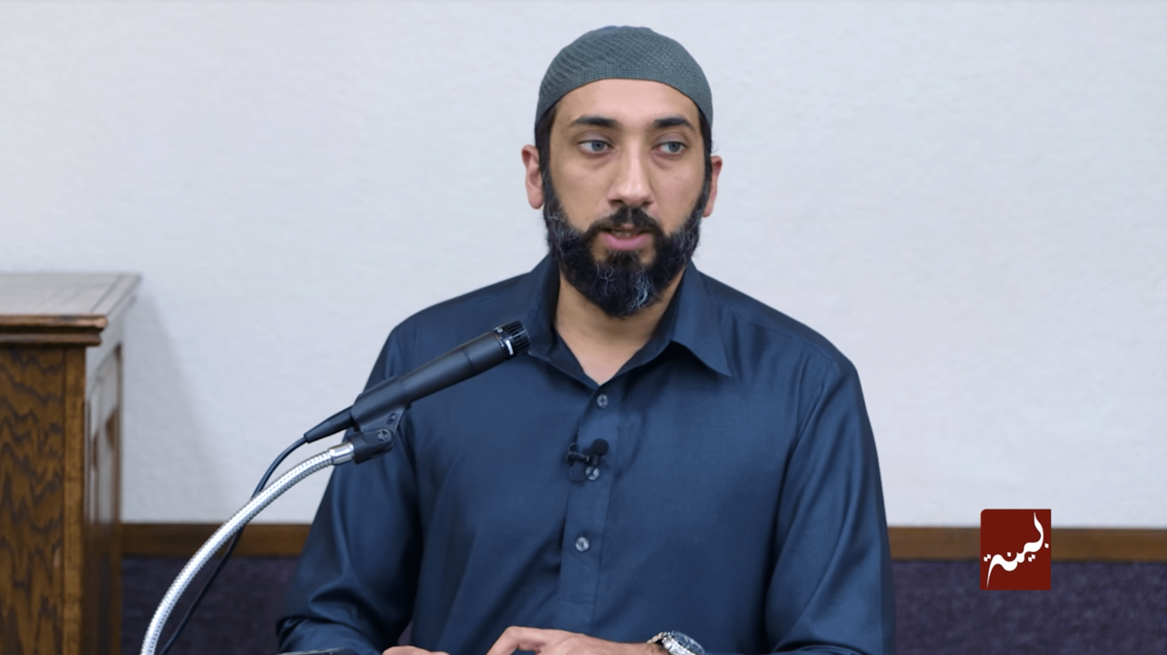 Nouman Ali Khan – The Quran's Universal Message