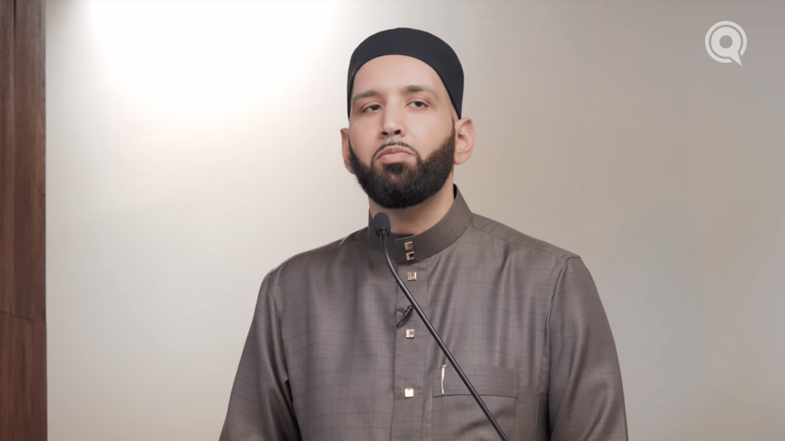 Omar Suleiman – Authentically Reclaiming the Narrative about Islam and Muslims