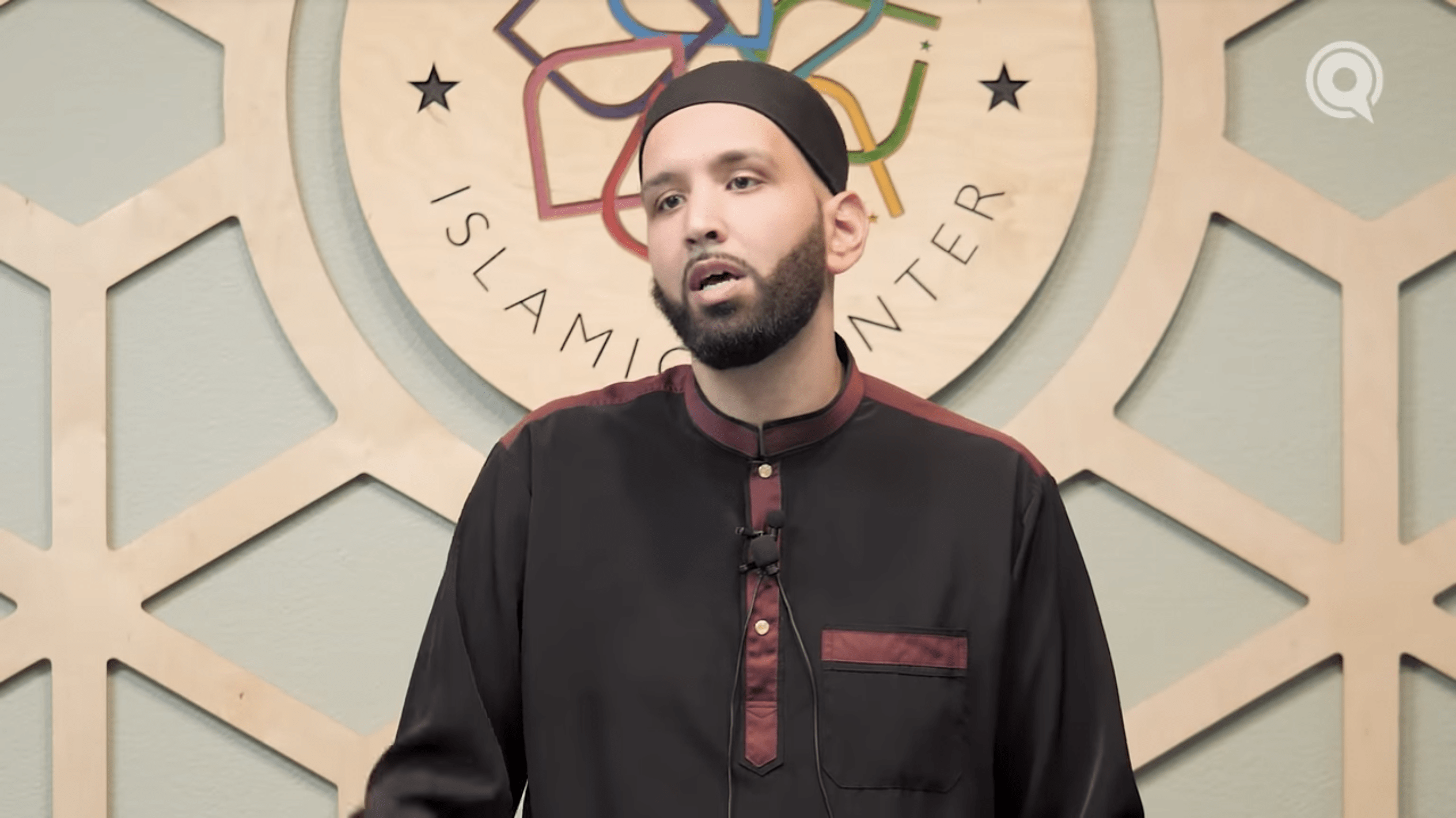 Omar Suleiman – Contextualizing the Life and Mission of Jesus
