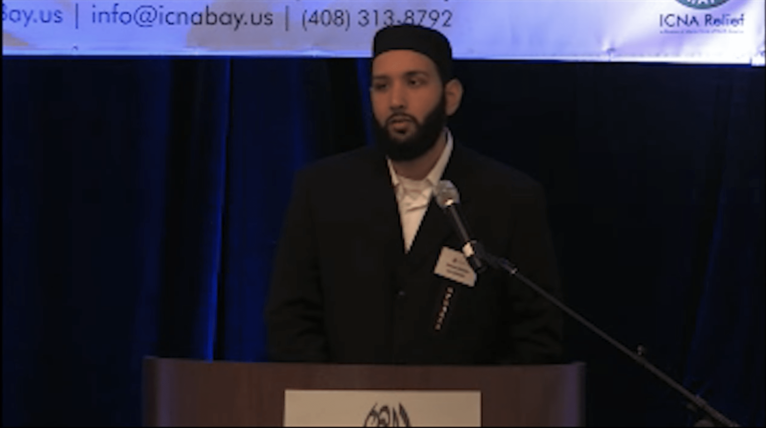Omar Suleiman – Living Islam: Serving Humanity