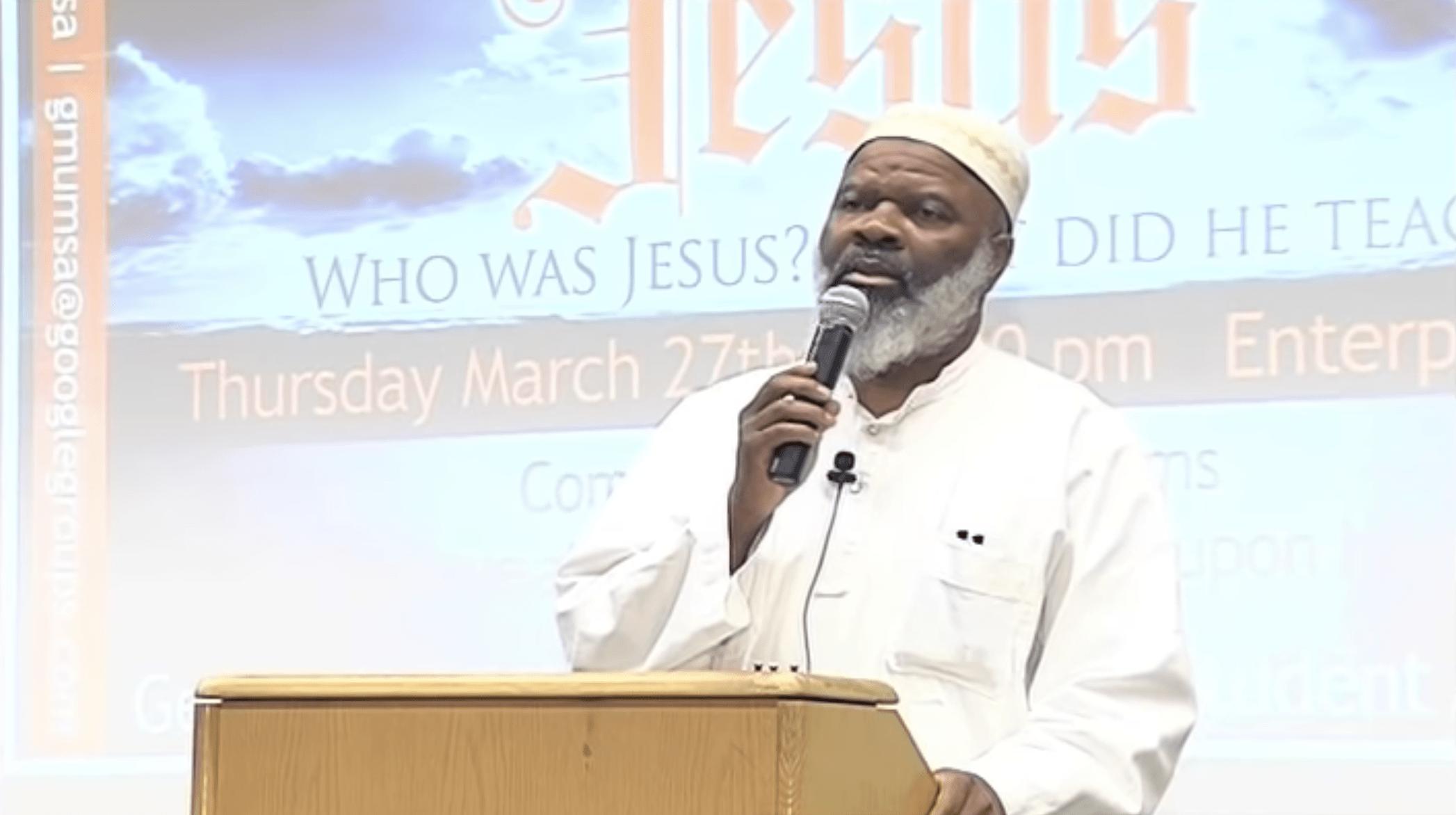 Siraj Wahhaj – Jesus: A Prophet of Islam
