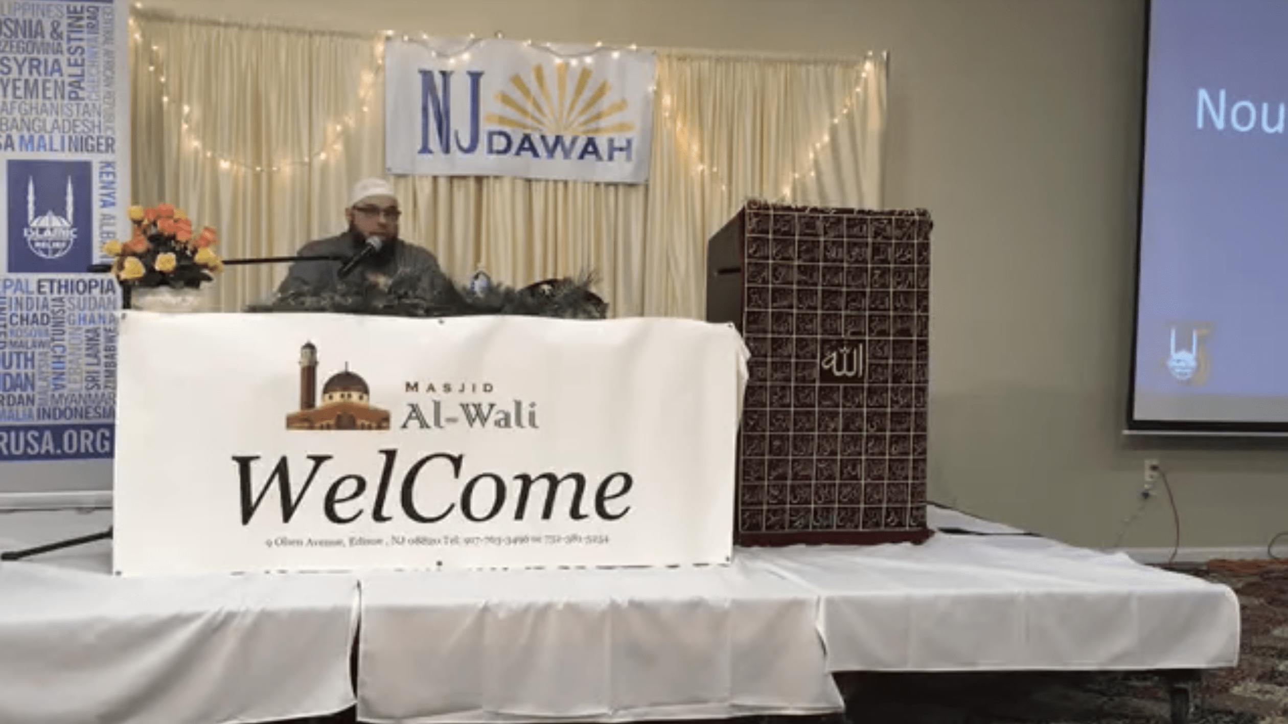 Tahir Wyatt – Quranic Nourishment