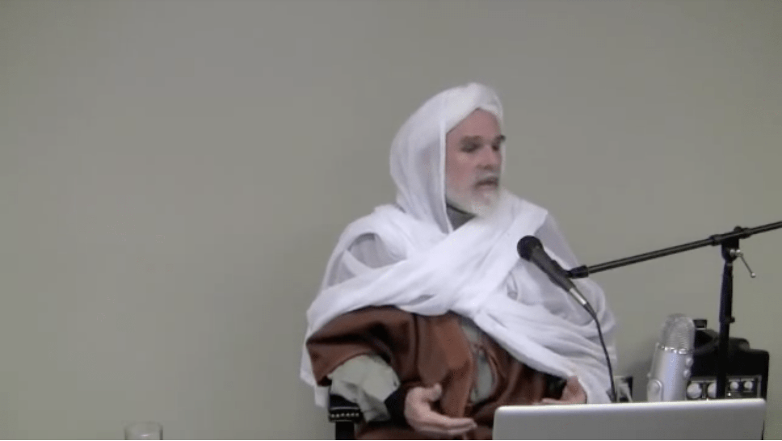 Umar Abd-Allah – On Spiritual Guidance: Commentary on Ibn Ata'illah's Hikam