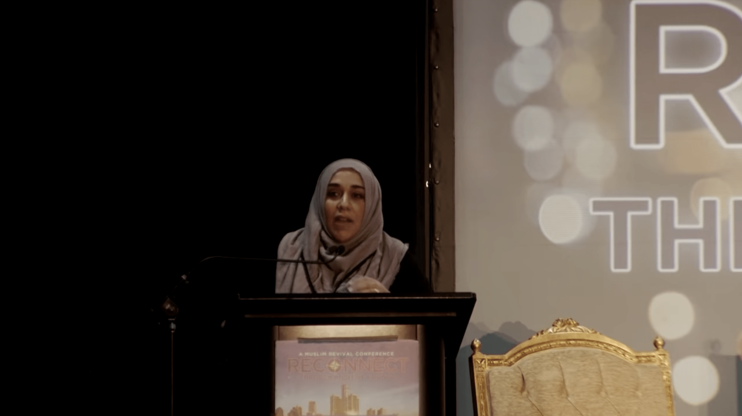 Yasmin Mogahed – Reconnect: Strengthening Our Relationship with Allah