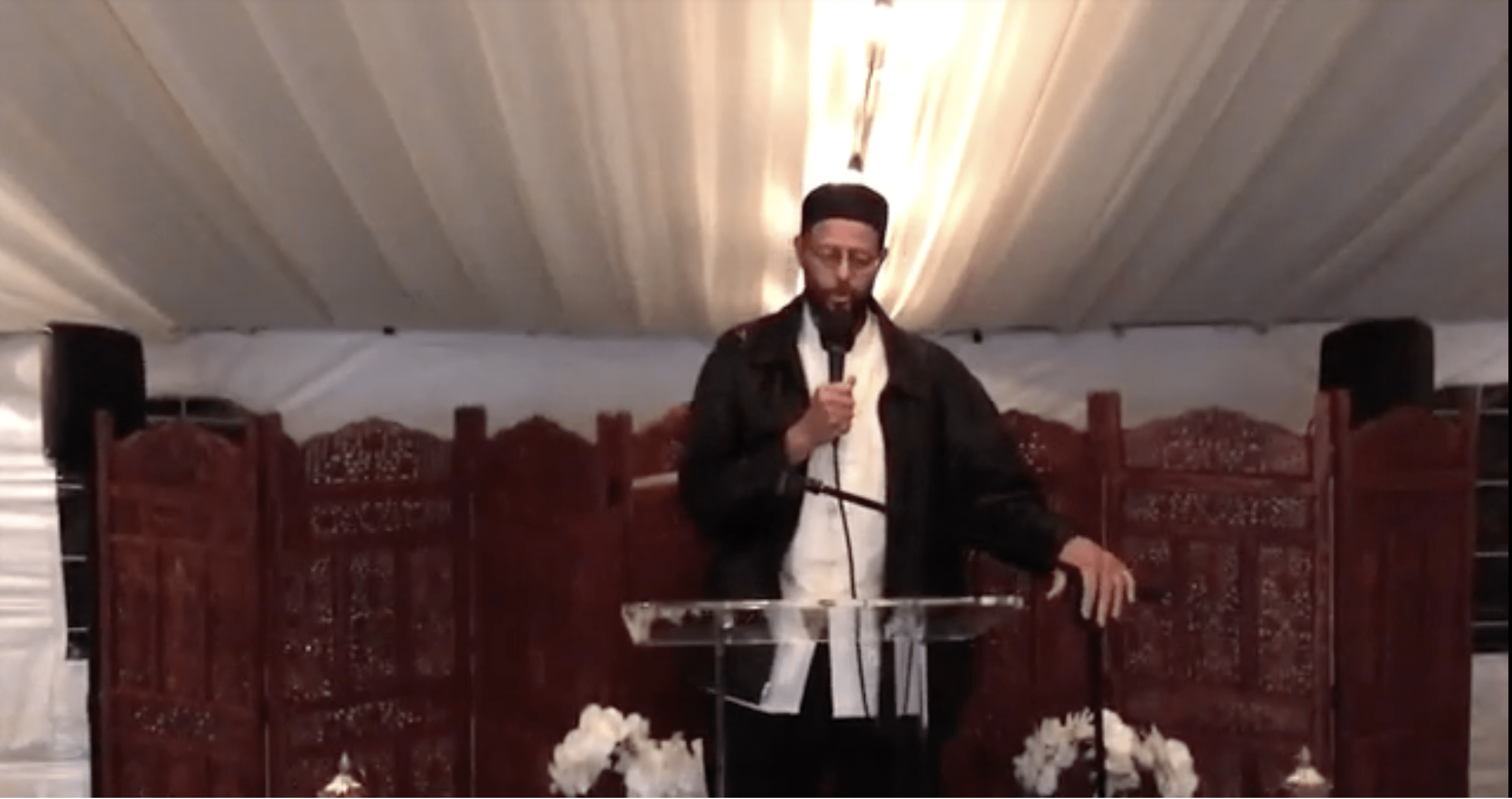 Zaid Shakir – Reviving the Sunnah of Compassion