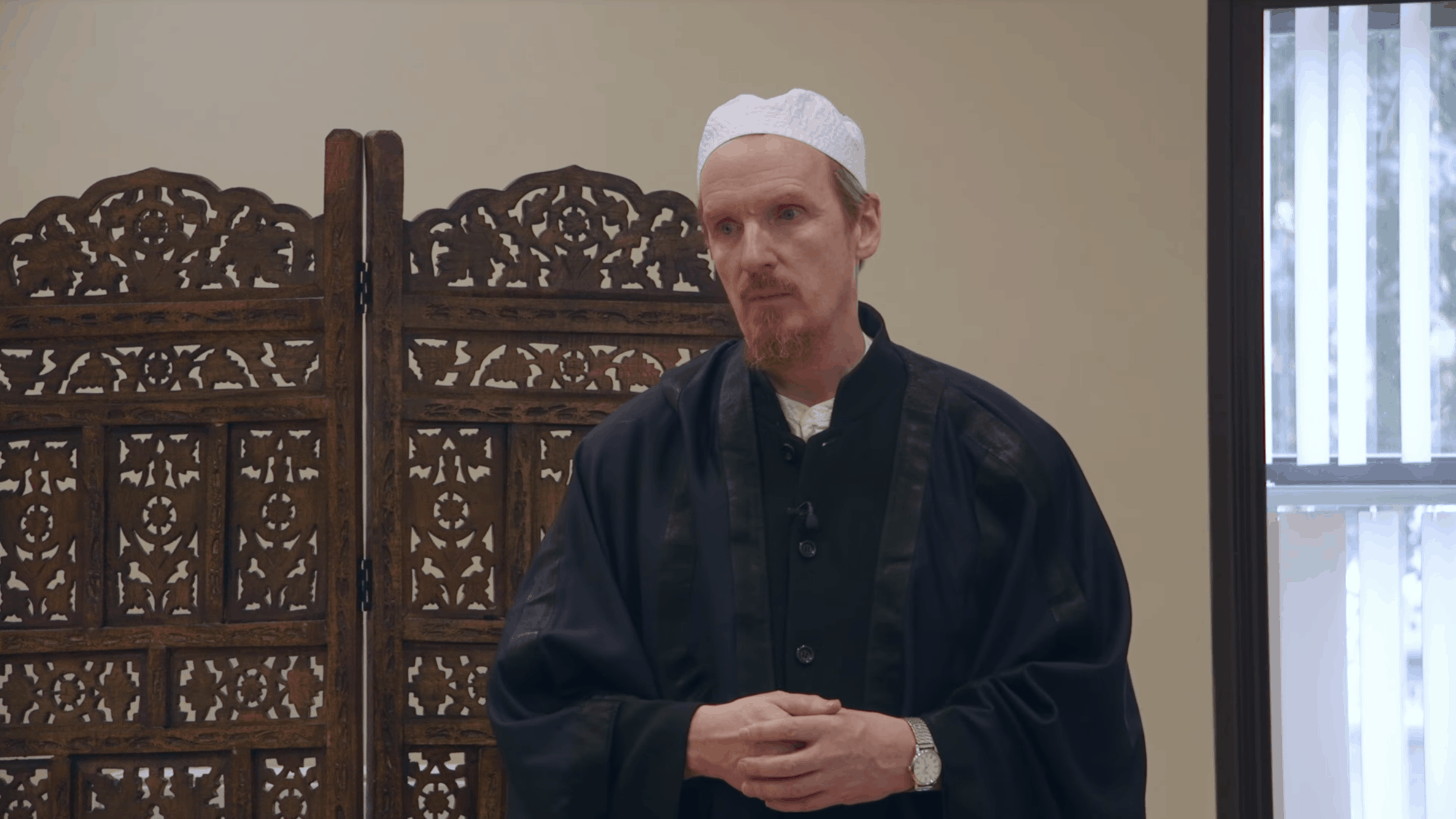 Abdal Hakim Murad – Bear Witnessing