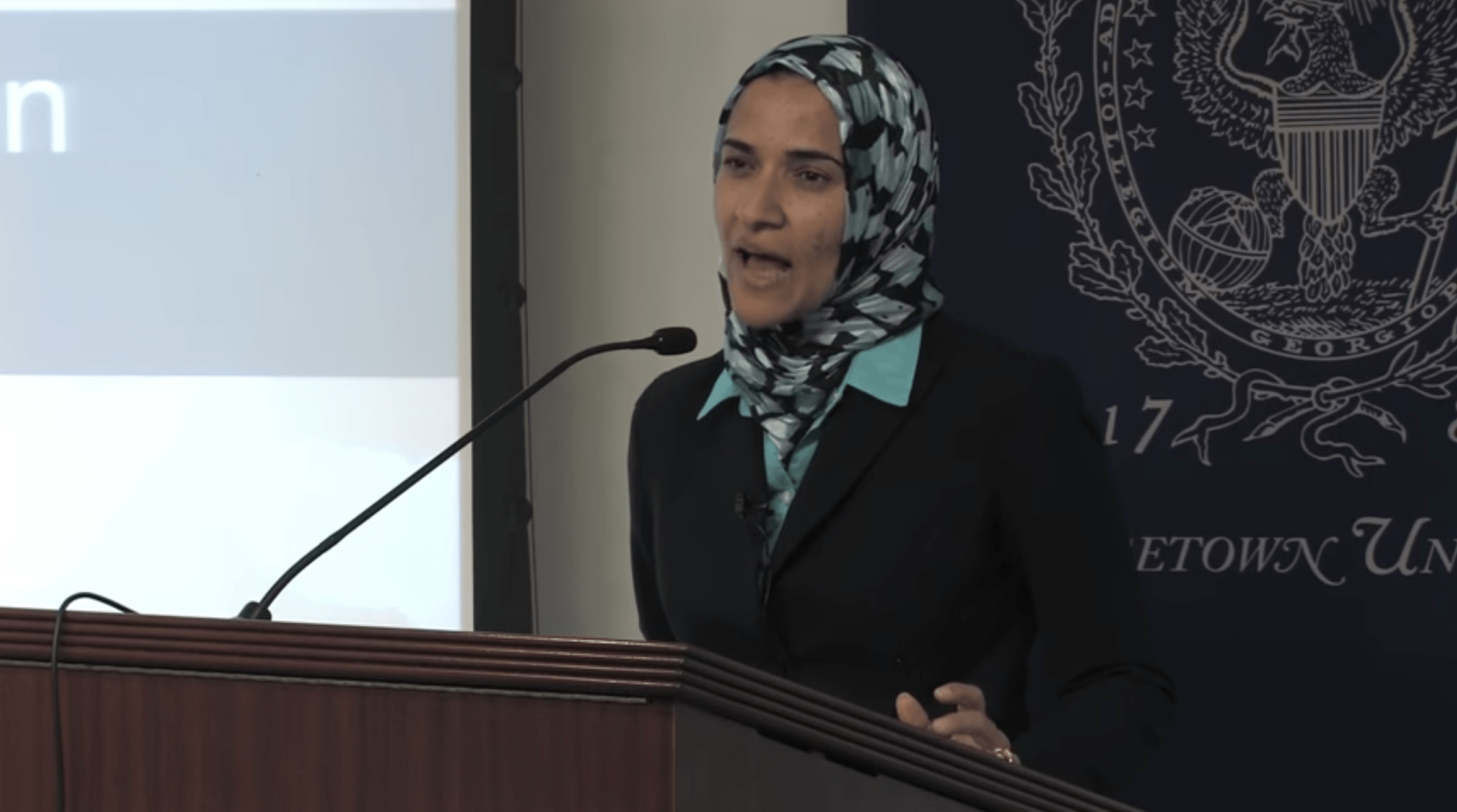 Dalia Mogahed – On Race and Religion