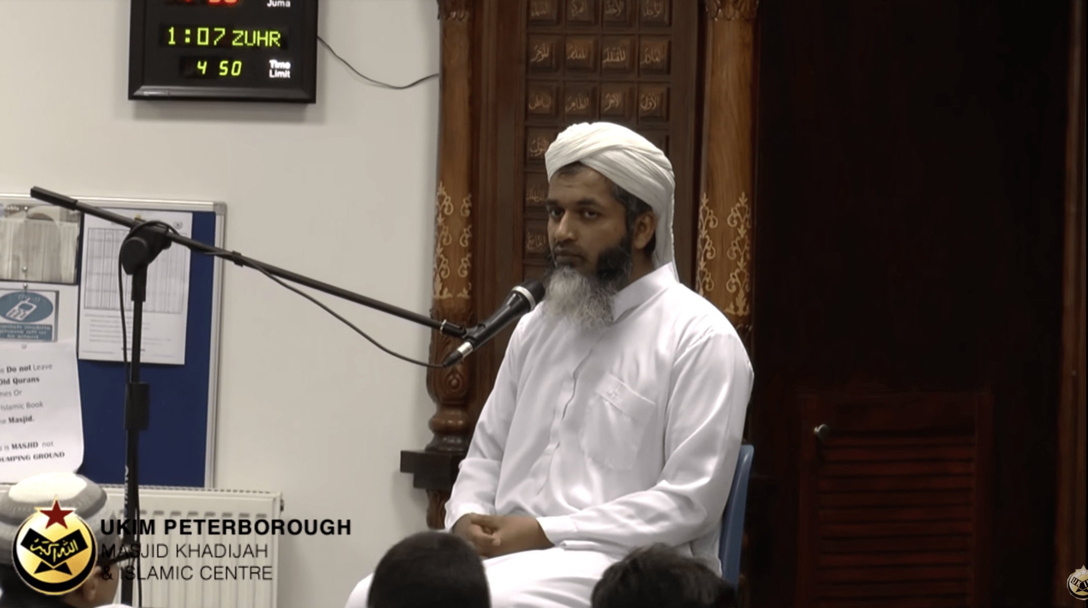 Hasan Ali – Returning to Allah