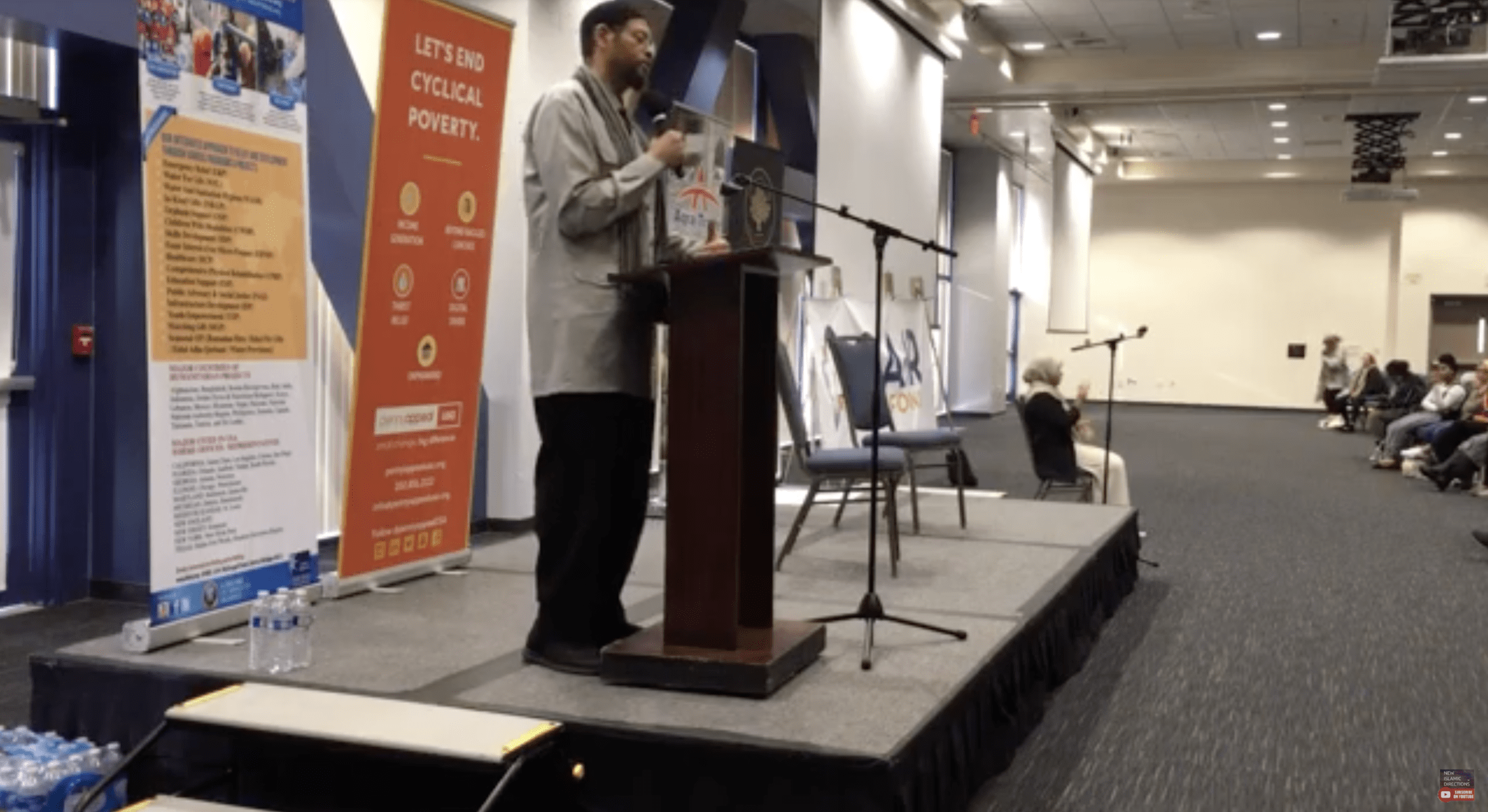 Imam Zaid Shakir – Rising in Revival, Setting in Submission