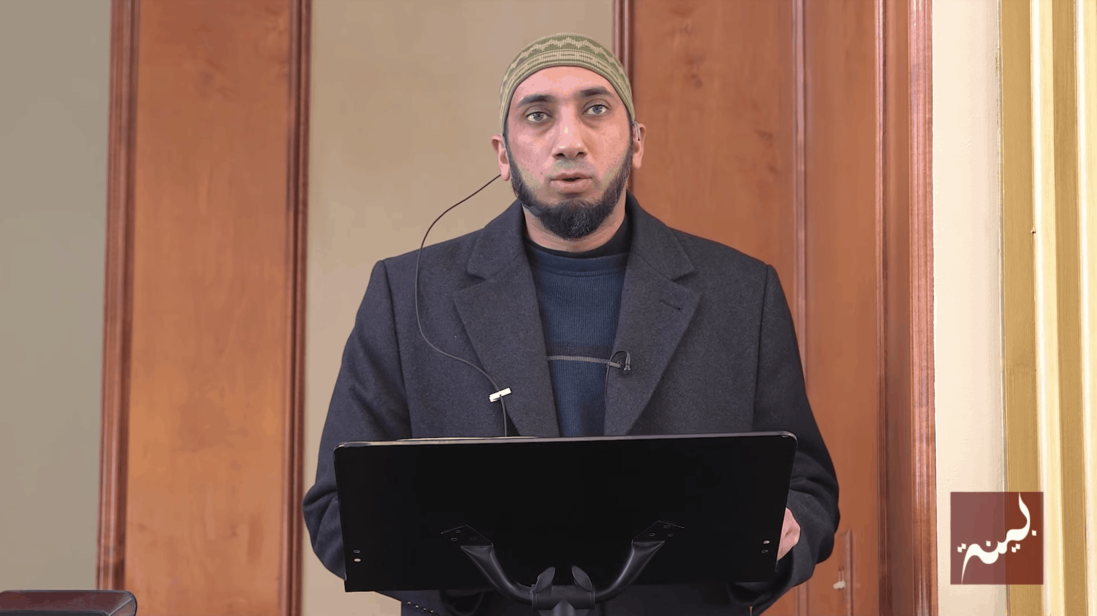 Nouman Ali Khan – Mocking Others and Arrogance