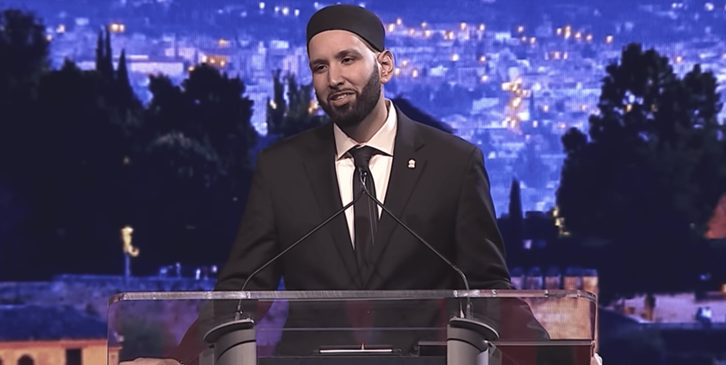 Omar Suleiman – Beyond Battles and Conquests: Islamic Civilization Spreading the Light